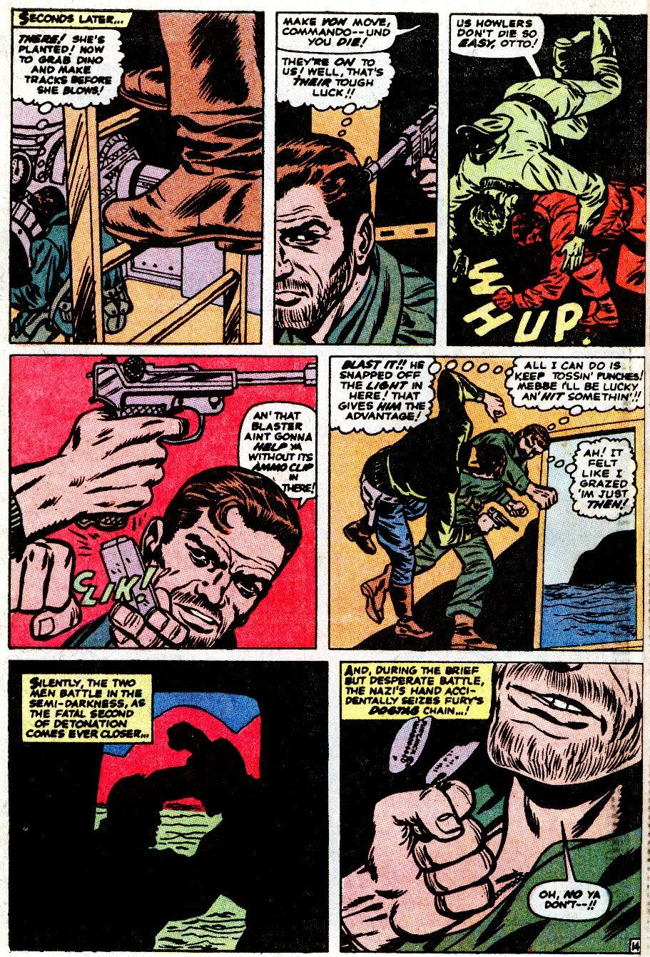Sgt. Fury issue _Special_6 - Page 28