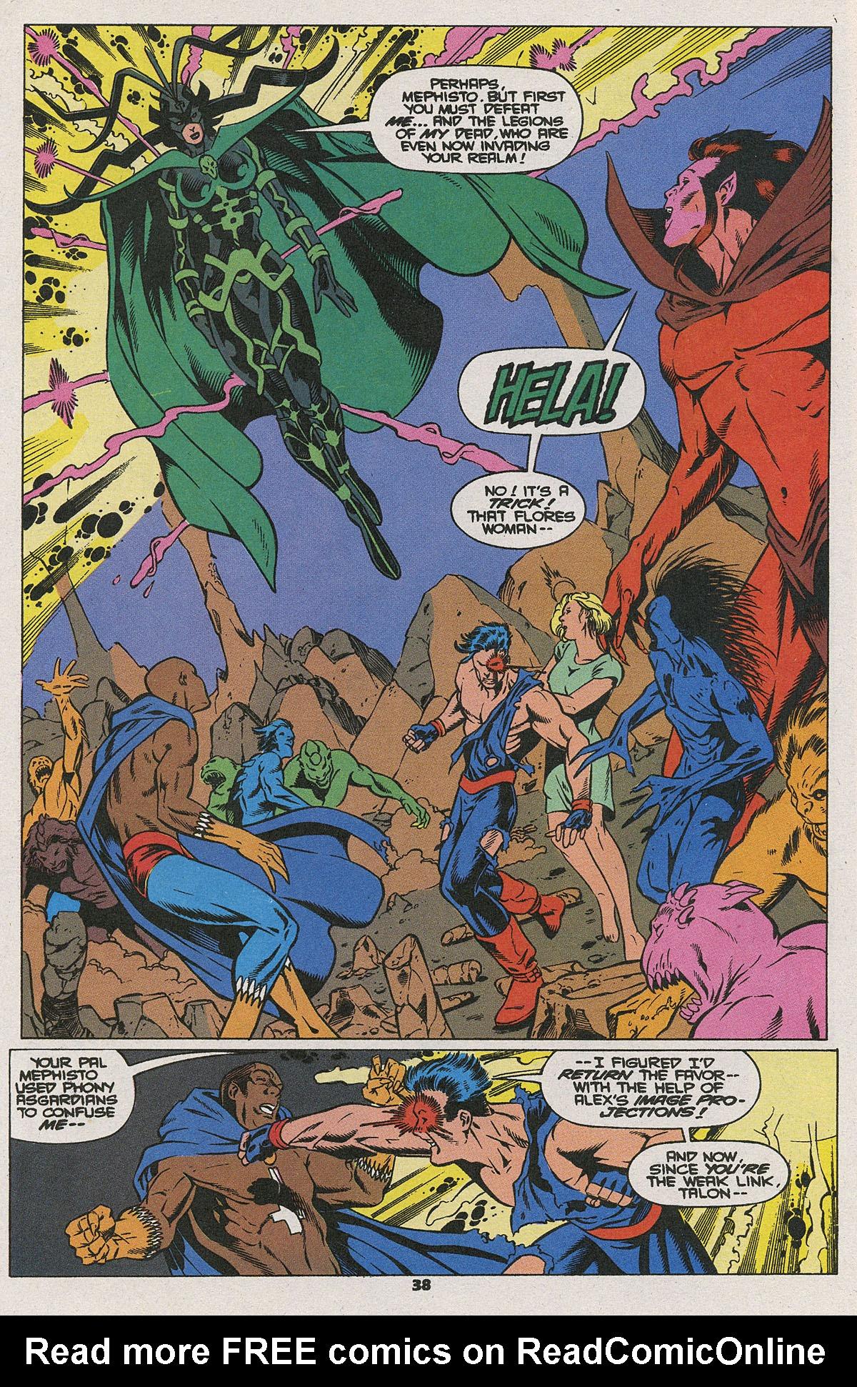 Read online Wonder Man (1991) comic -  Issue #25 - 32