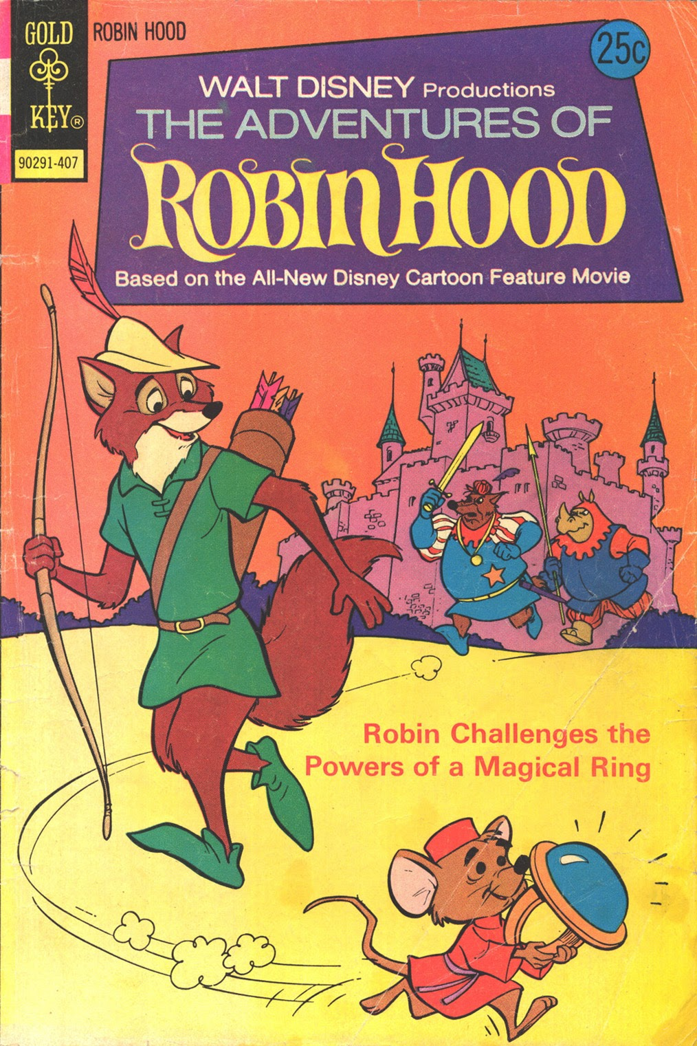 The Adventures of Robin Hood 3 Page 1
