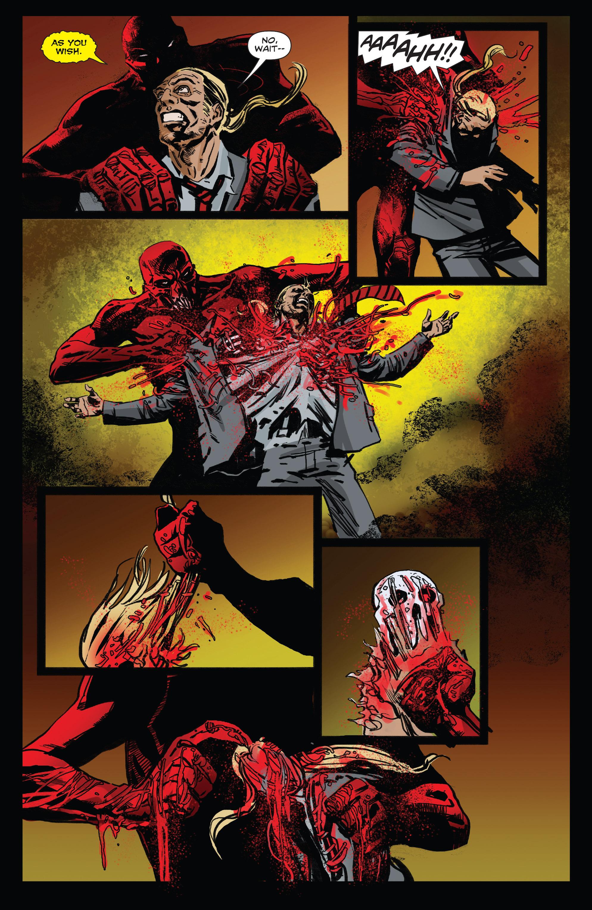 Read online Clive Barker's Hellraiser: The Dark Watch comic -  Issue # TPB 3 - 30