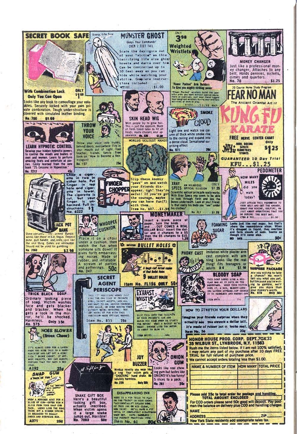 Read online Archie (1960) comic -  Issue #240 - 34