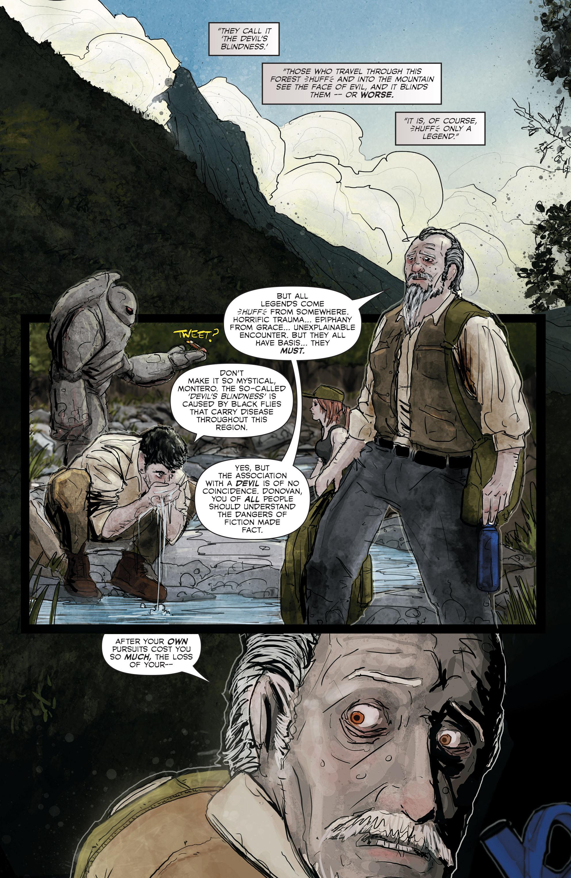 Read online Hoax Hunters (2012) comic -  Issue # TPB 3 - 28