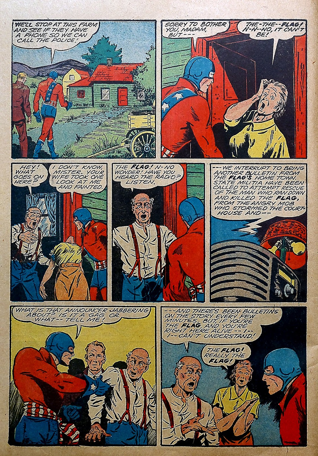 Our Flag Comics issue 5 - Page 11