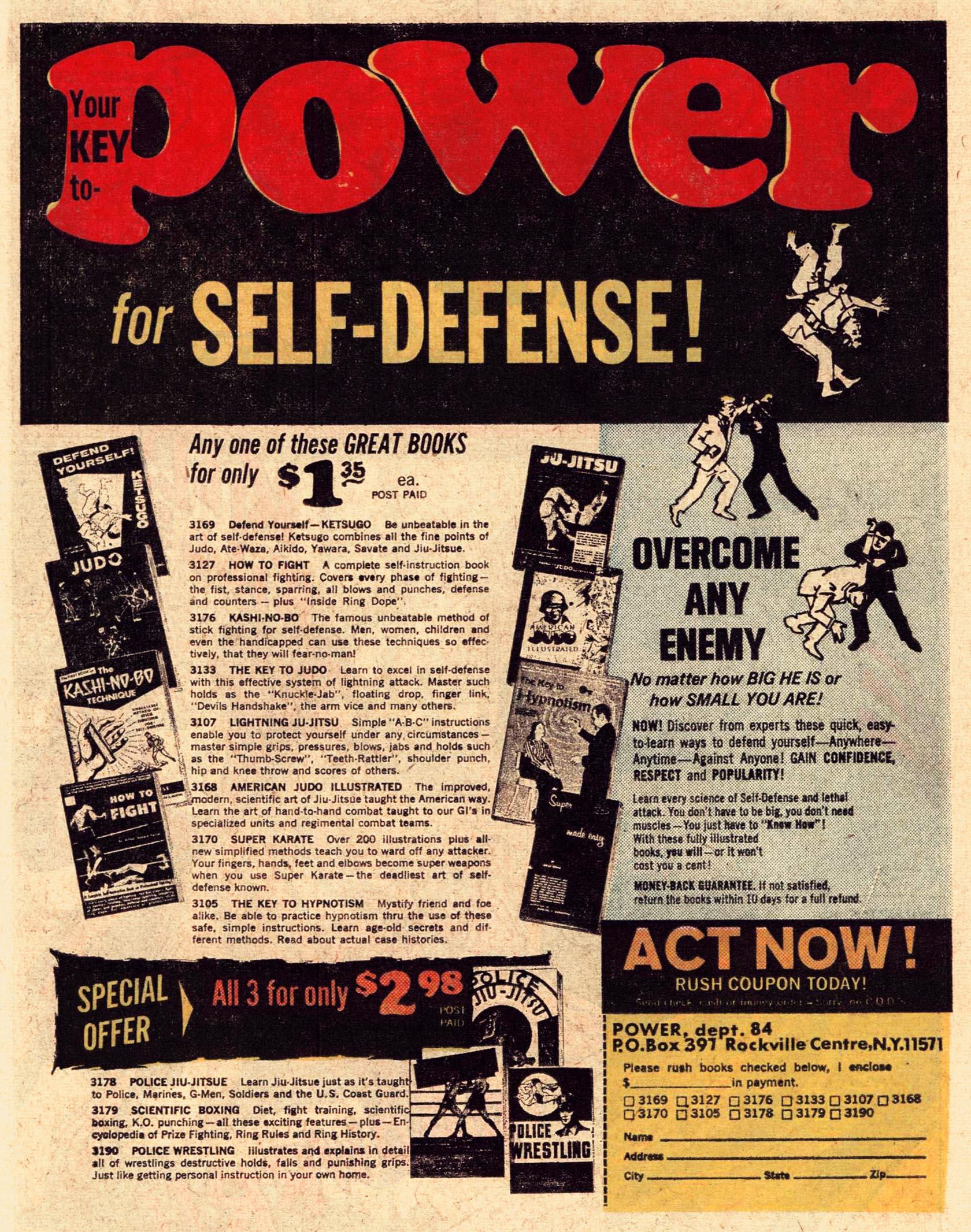Read online Secret Six (1968) comic -  Issue #1 - 30