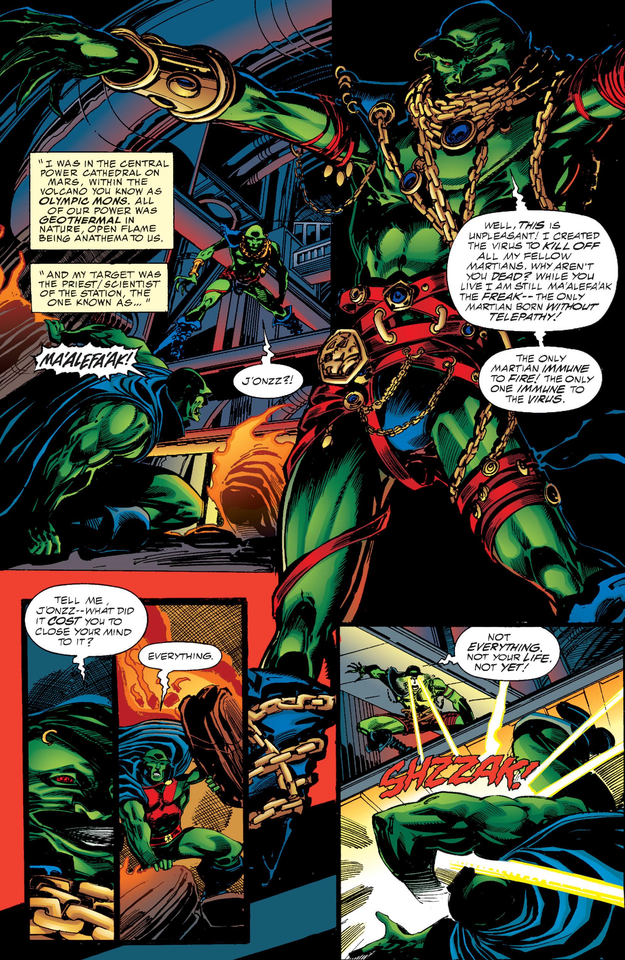 Read online Martian Manhunter: Son of Mars comic -  Issue # TPB - 15