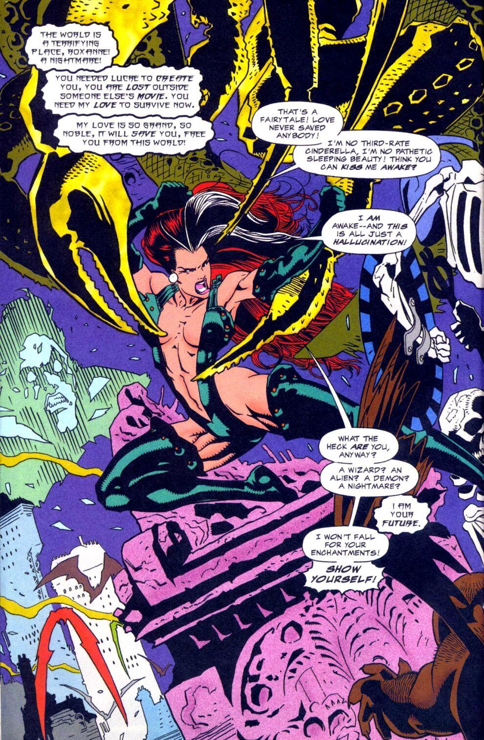 Read online Nightmare comic -  Issue #4 - 9