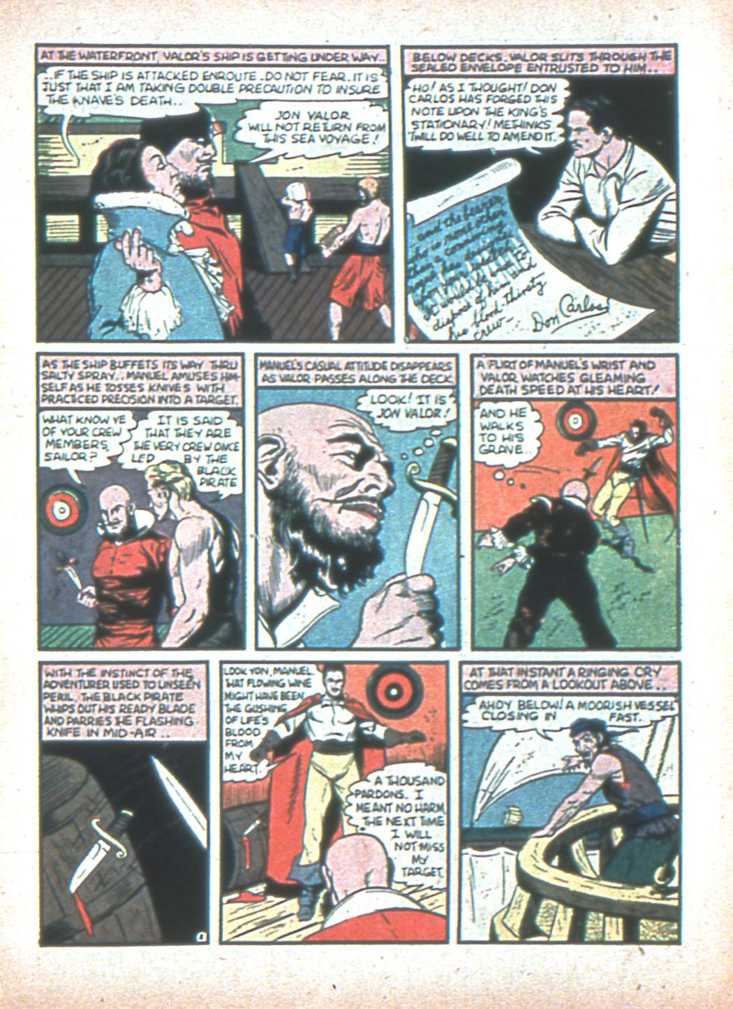 Read online Sensation (Mystery) Comics comic -  Issue #2 - 21