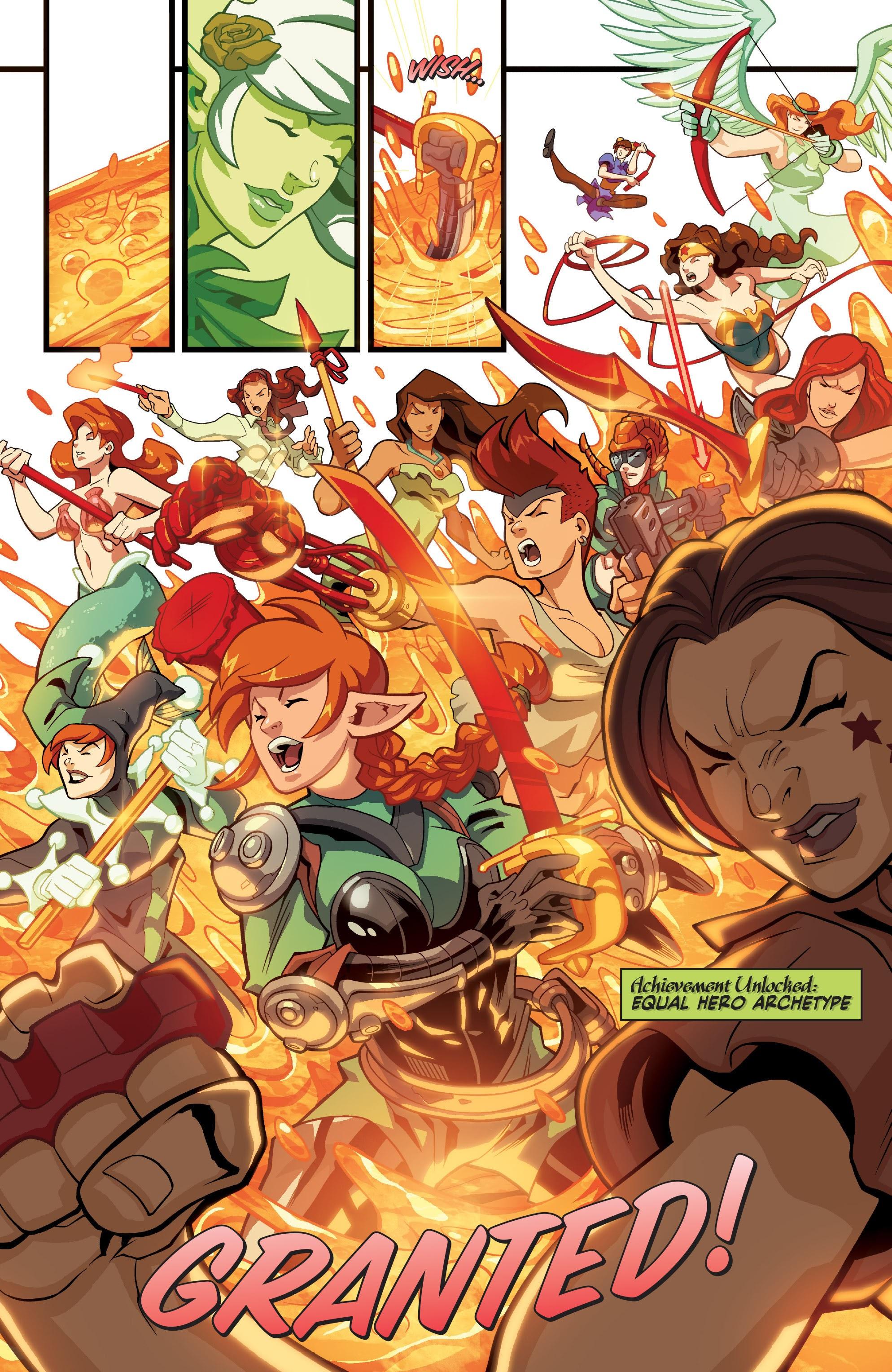 Read online Skullkickers comic -  Issue #100 - 14
