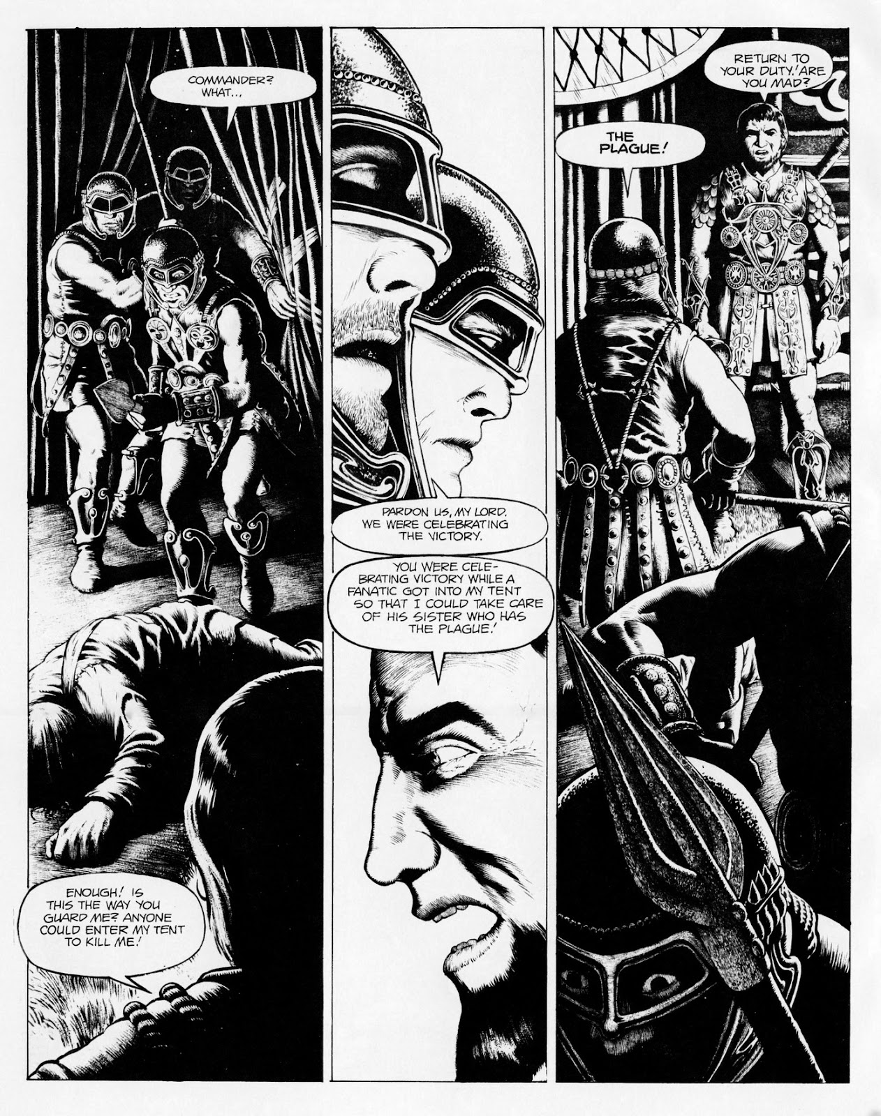 Conquering Armies issue TPB - Page 44