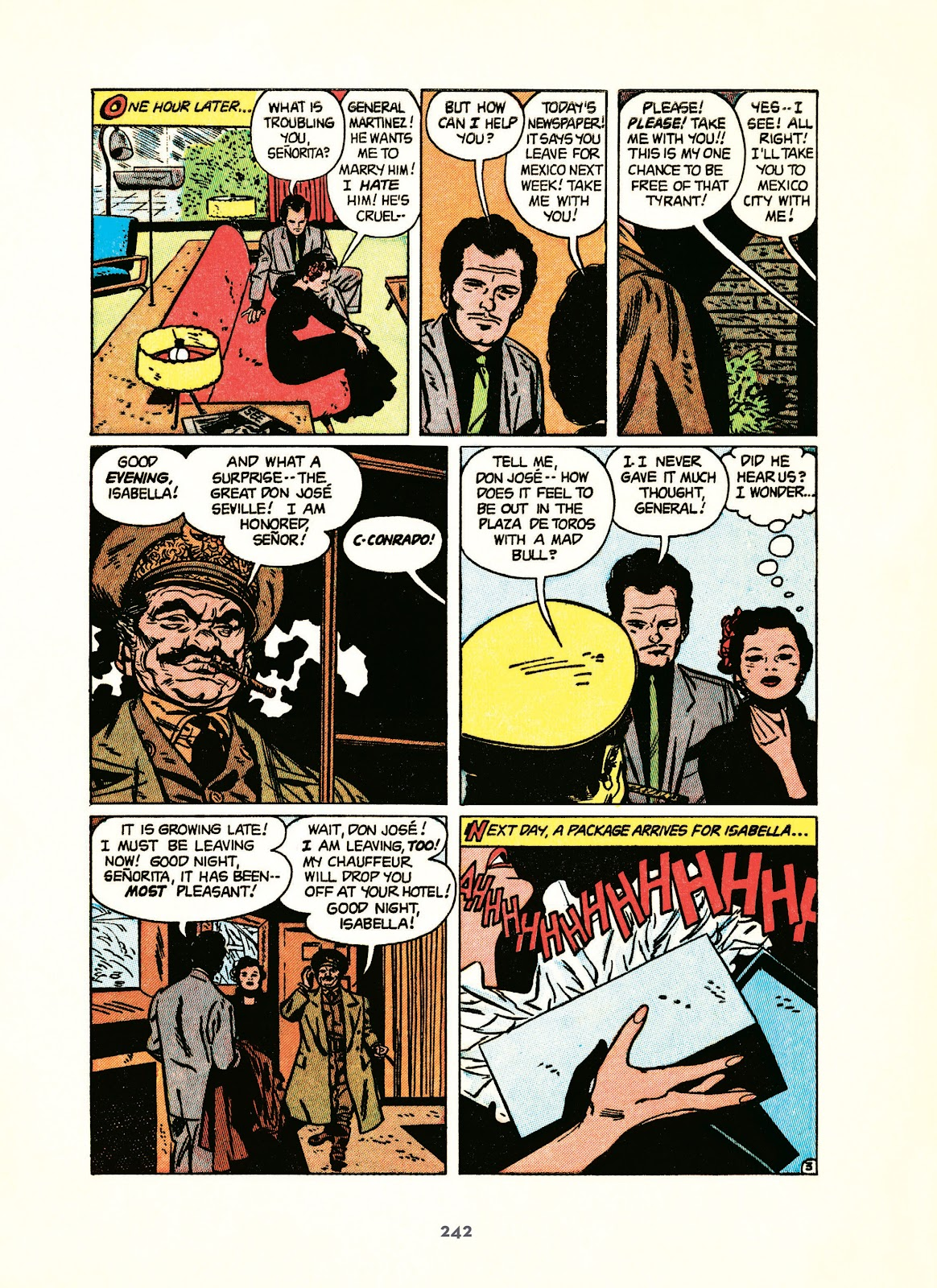 Read online Setting the Standard: Comics by Alex Toth 1952-1954 comic -  Issue # TPB (Part 3) - 43