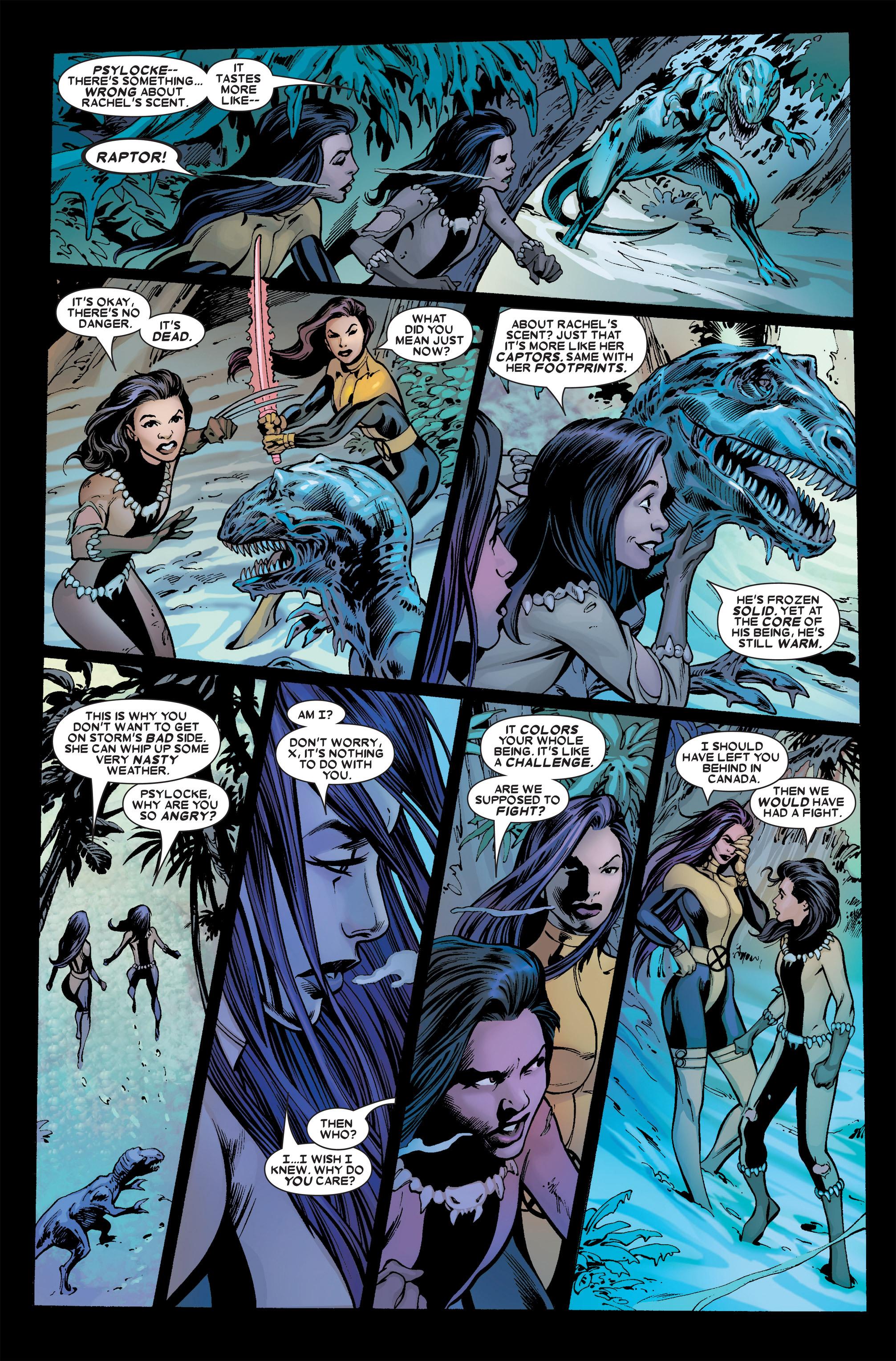 Read online Uncanny X-Men (1963) comic -  Issue #457 - 13