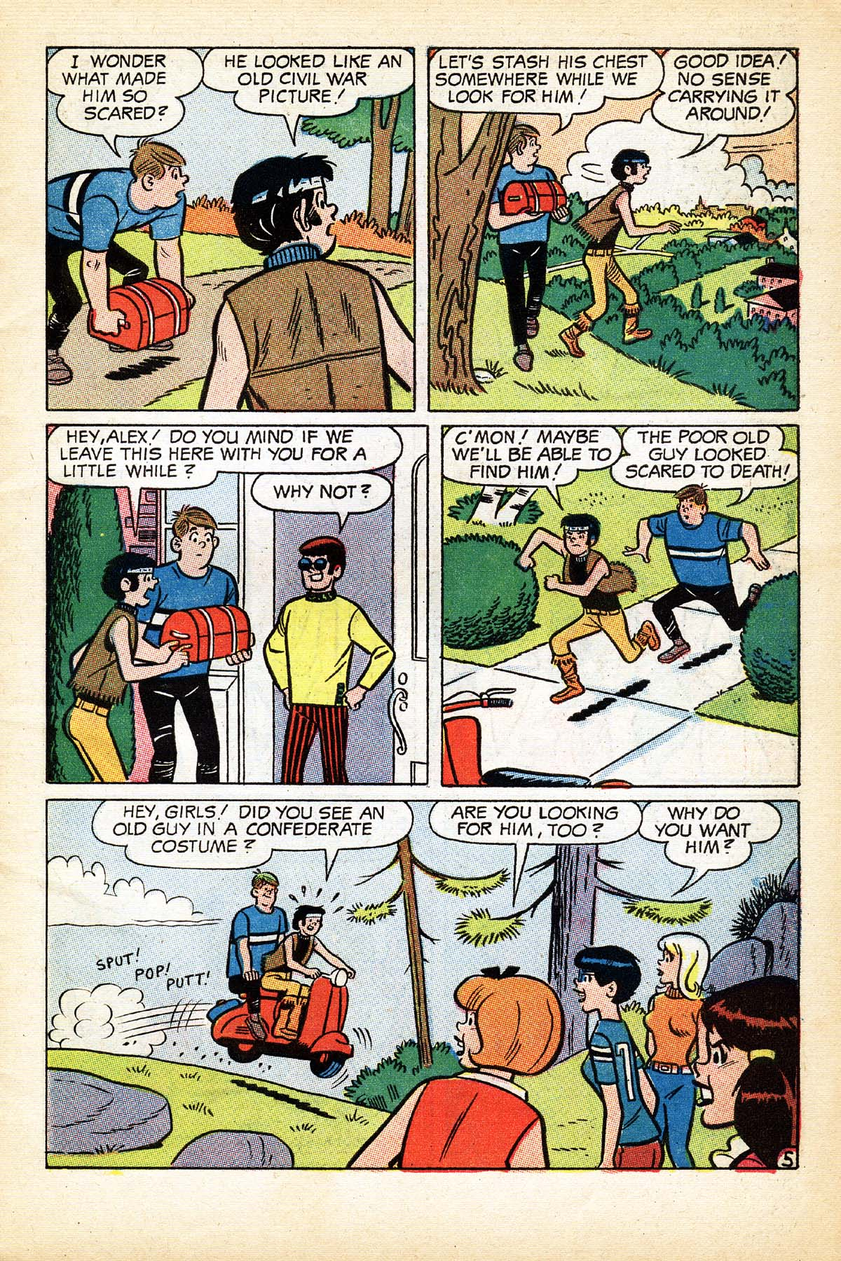 Read online She's Josie comic -  Issue #35 - 7