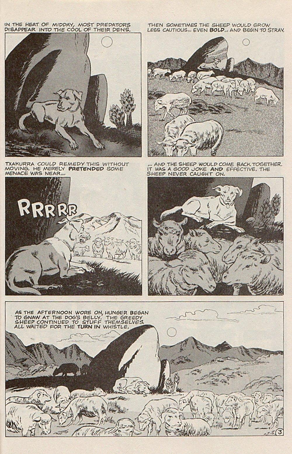 Read online Xenozoic Tales comic -  Issue #5 - 26