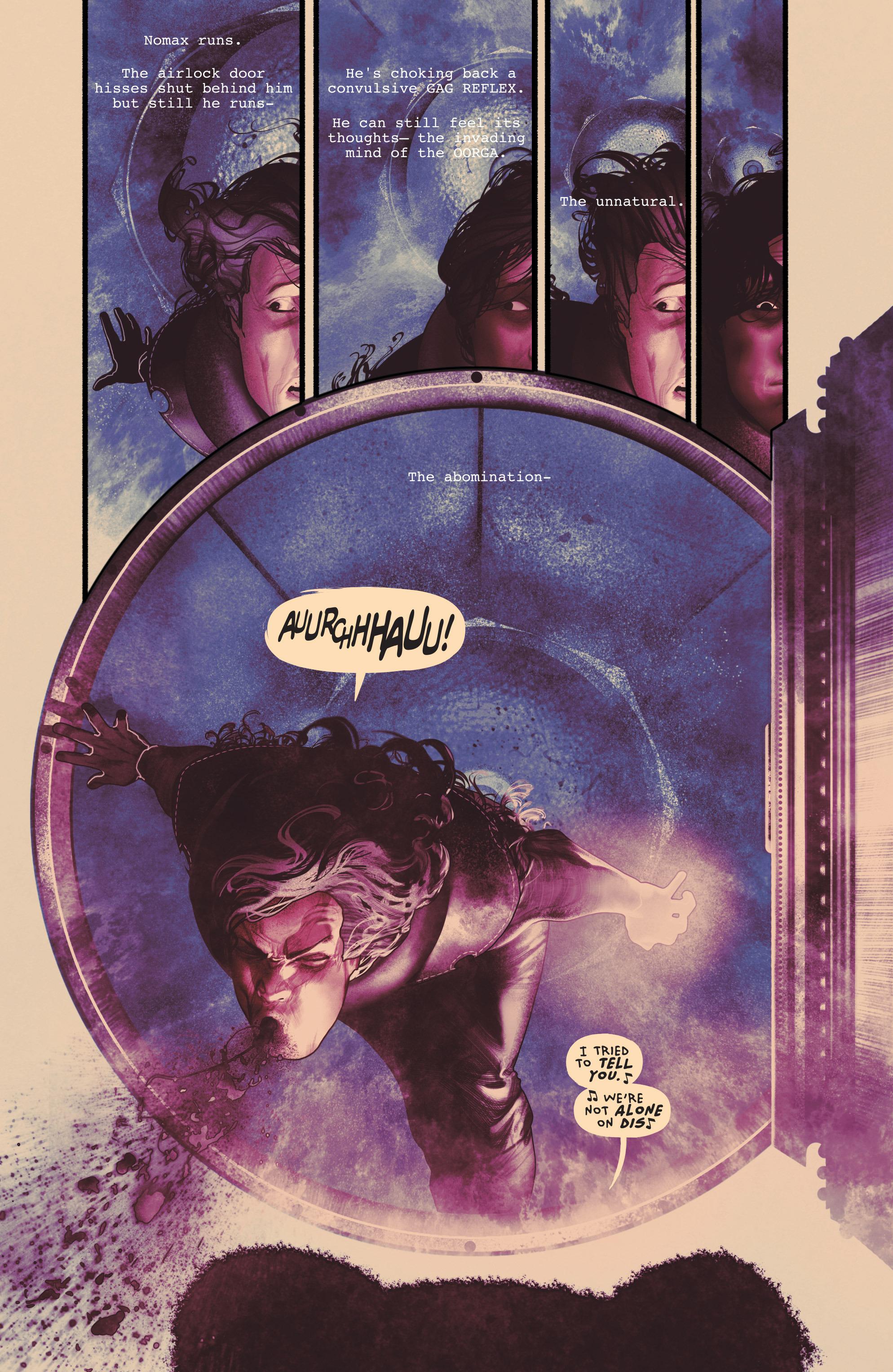 Read online Annihilator comic -  Issue #3 - 3