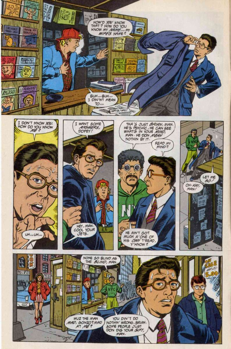 Read online Doctor Zero comic -  Issue #8 - 4