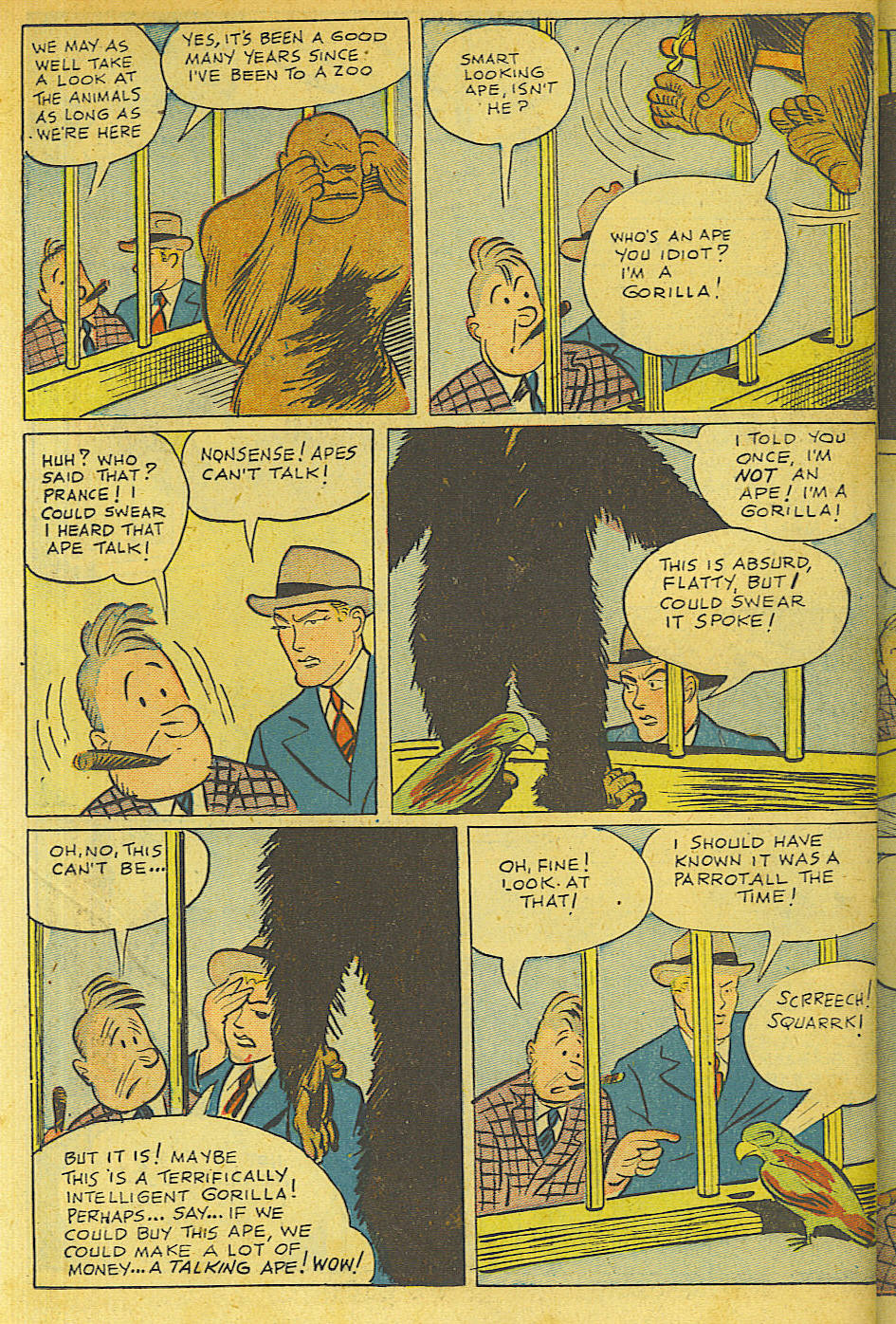 Read online Shadow Comics comic -  Issue #63 - 36
