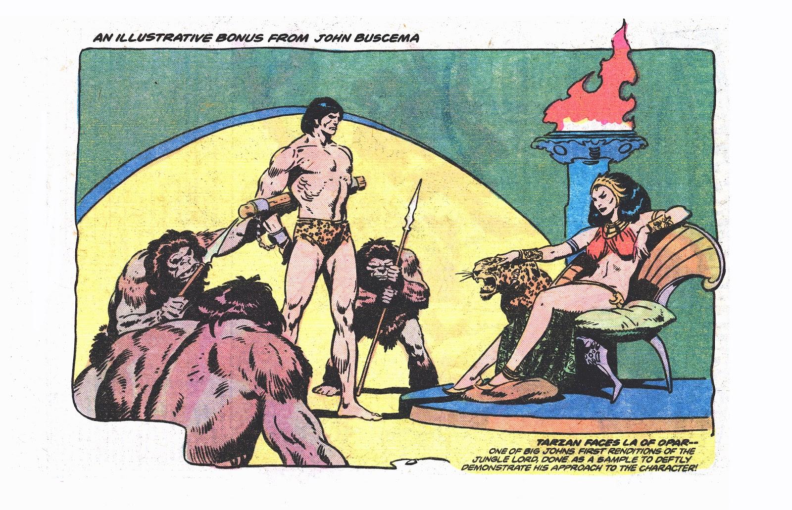 Tarzan (1977) issue 3 - Page 19