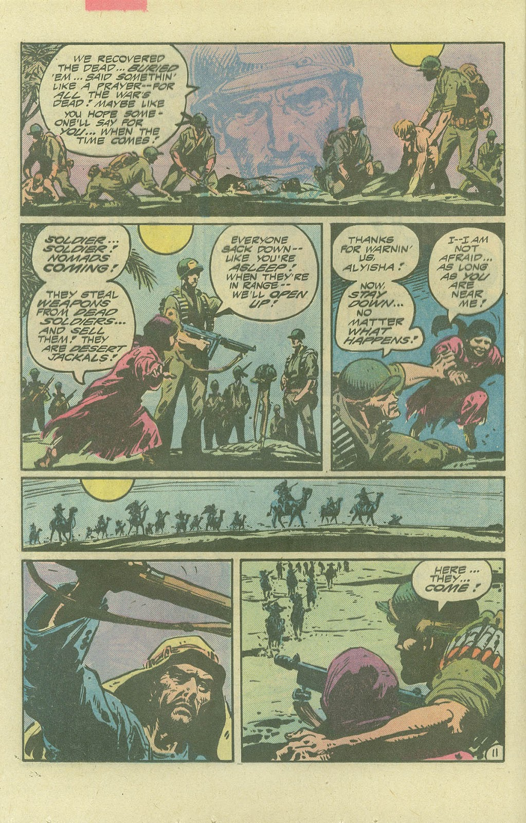 Sgt. Rock issue 388 - Page 15