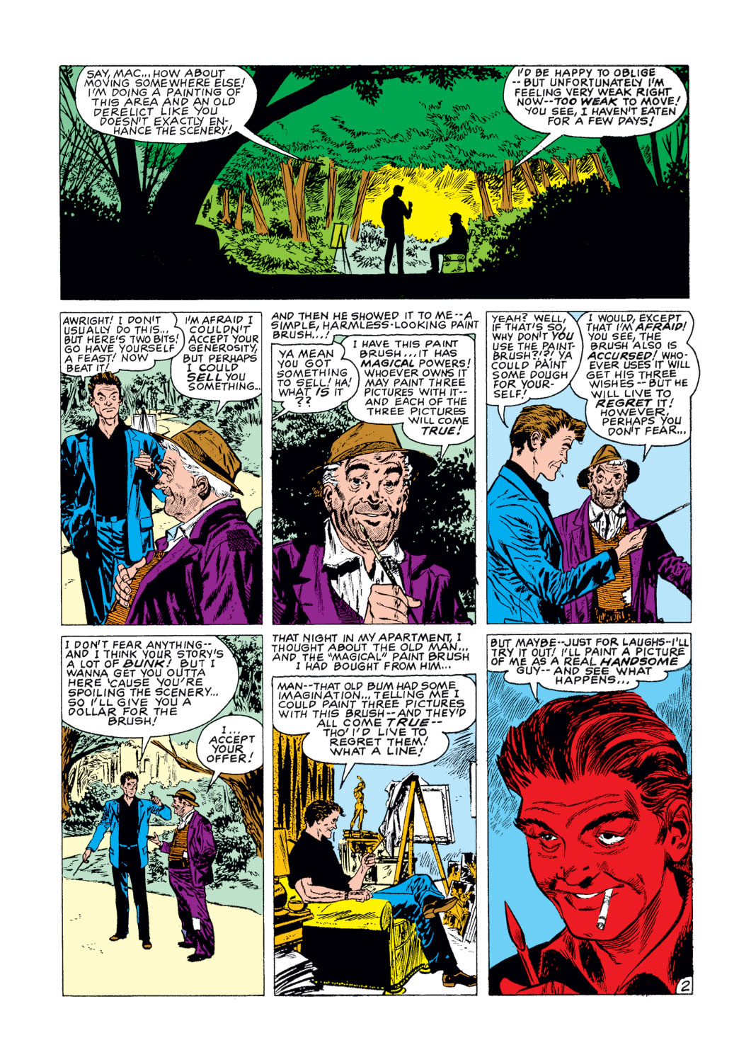 Tales to Astonish (1959) issue 4 - Page 9
