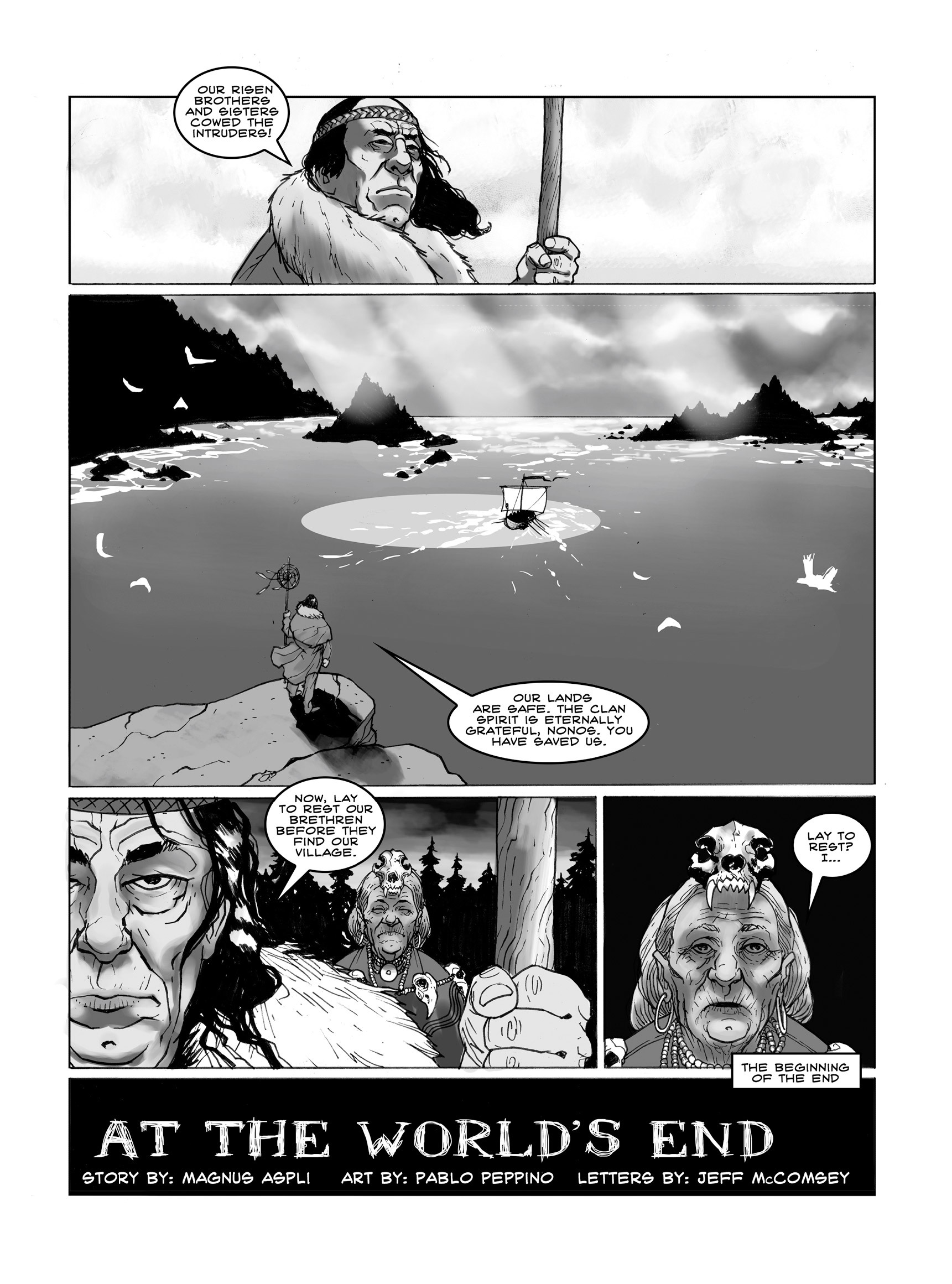 Read online FUBAR comic -  Issue #3 - 13
