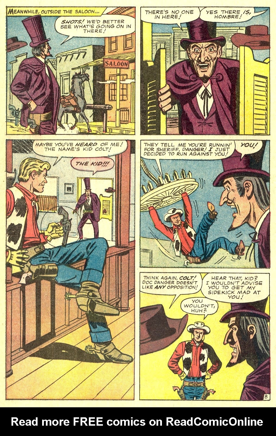Kid Colt Outlaw issue 116 - Page 12