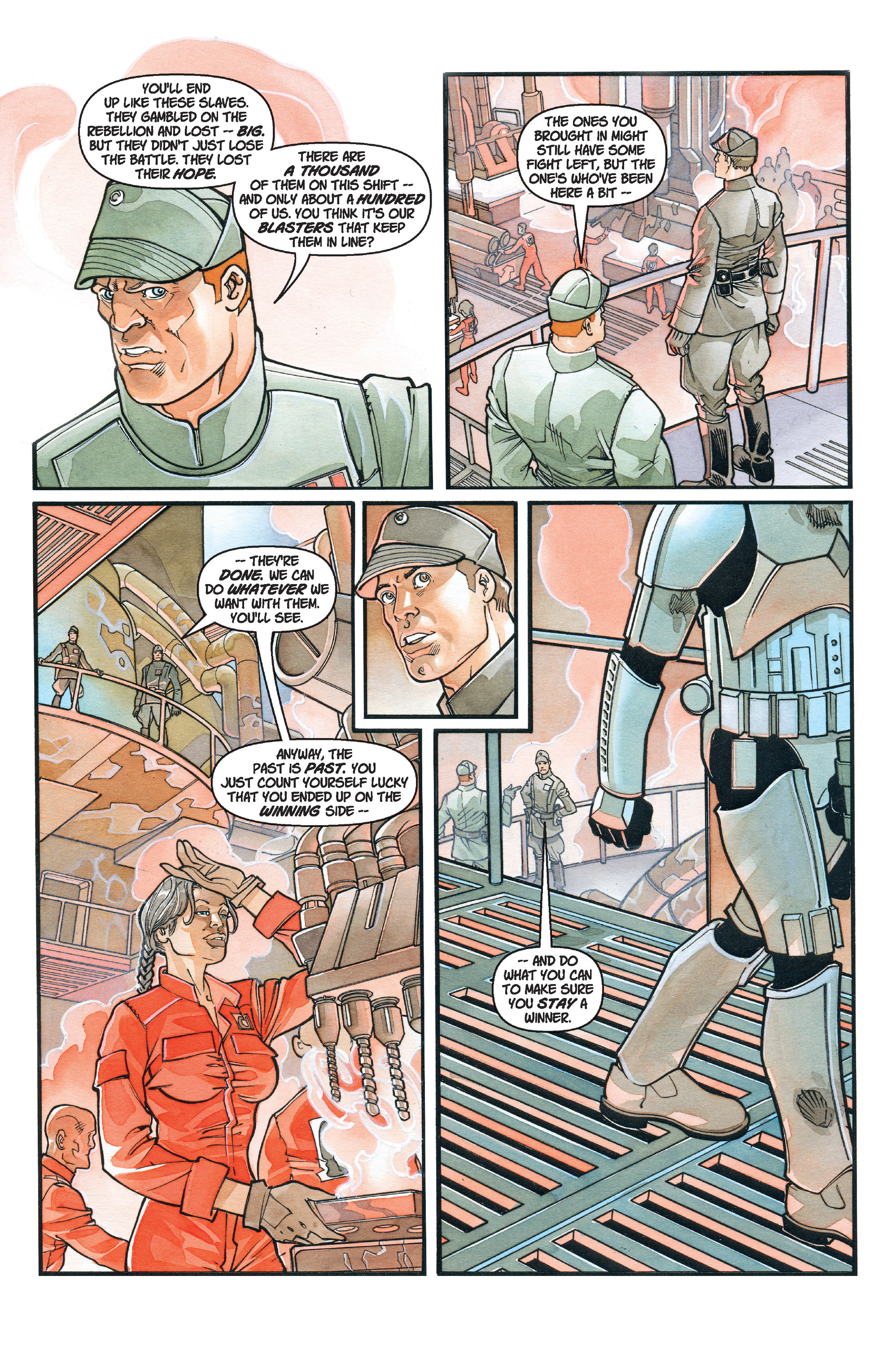 Read online Star Wars Omnibus comic -  Issue # Vol. 22 - 240