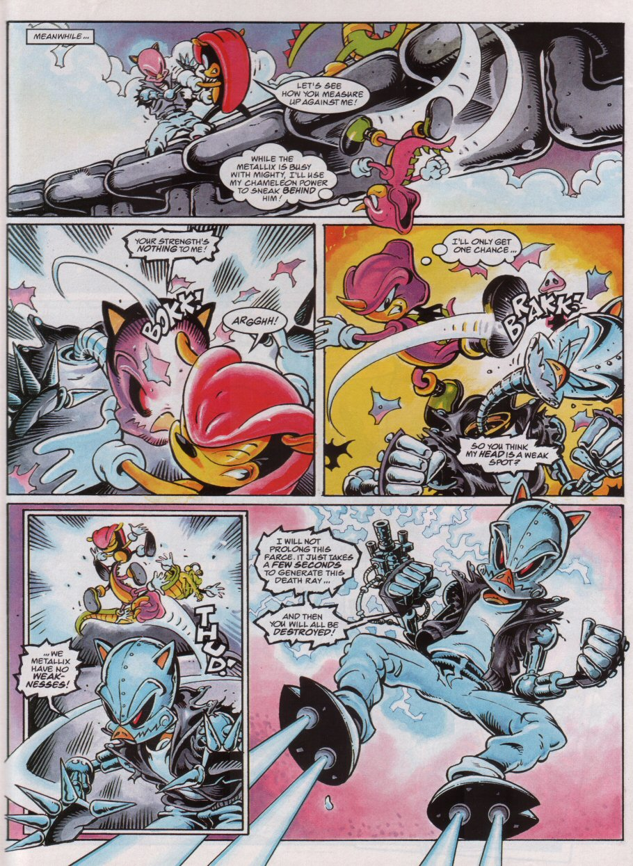Read online Sonic the Comic comic -  Issue #68 - 6