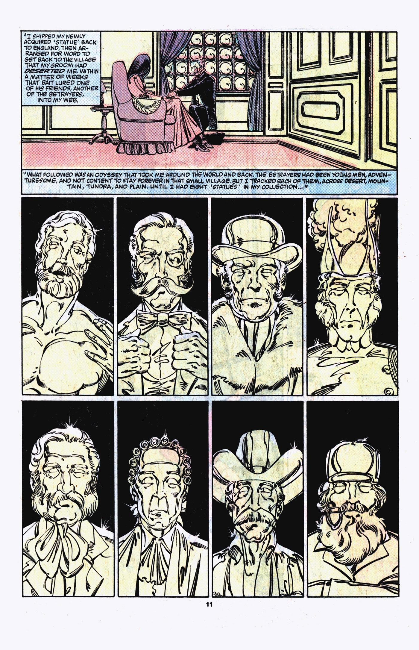 Read online Alpha Flight (1983) comic -  Issue #21 - 12