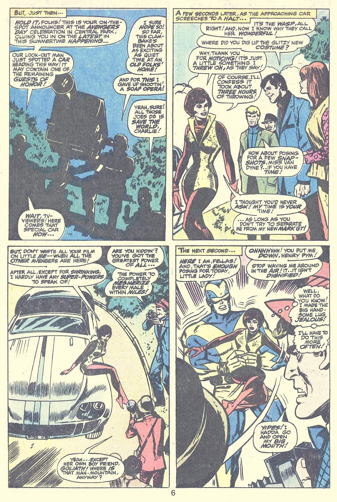 Marvel Triple Action (1972) issue 37 - Page 8