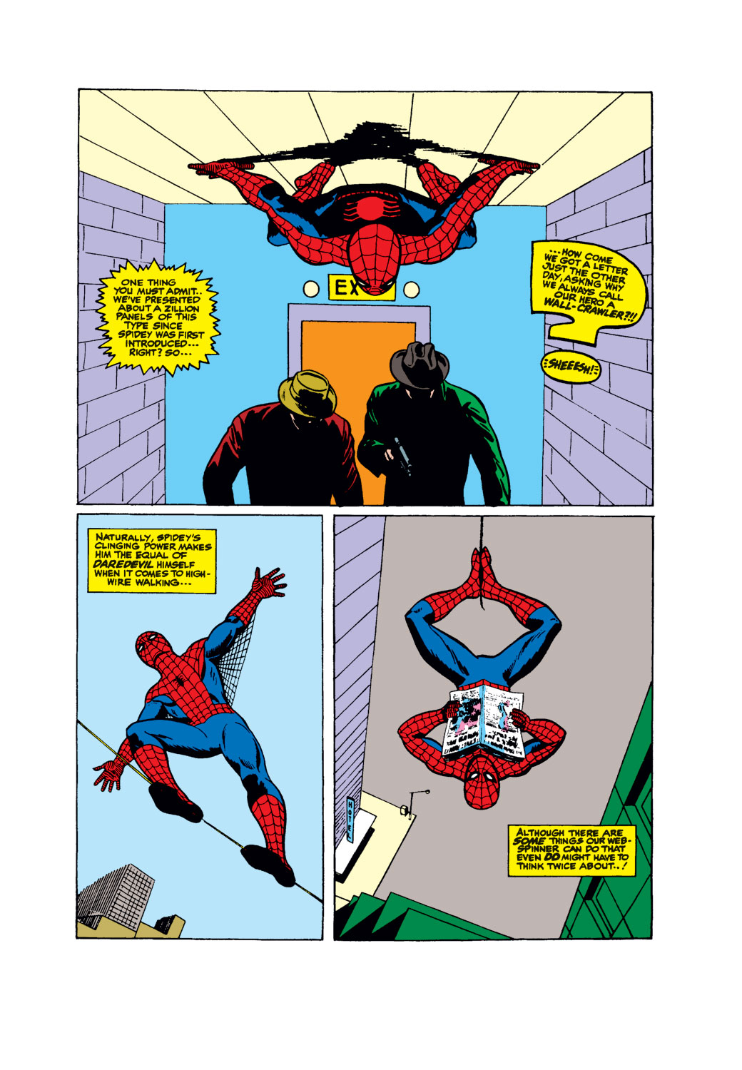 The Amazing Spider-Man (1963) _Annual_4 Page 45