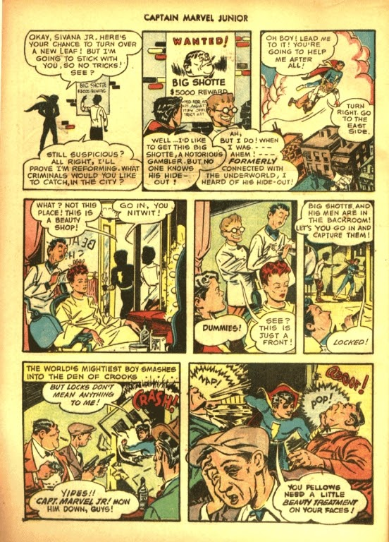 Captain Marvel, Jr. issue 39 - Page 4