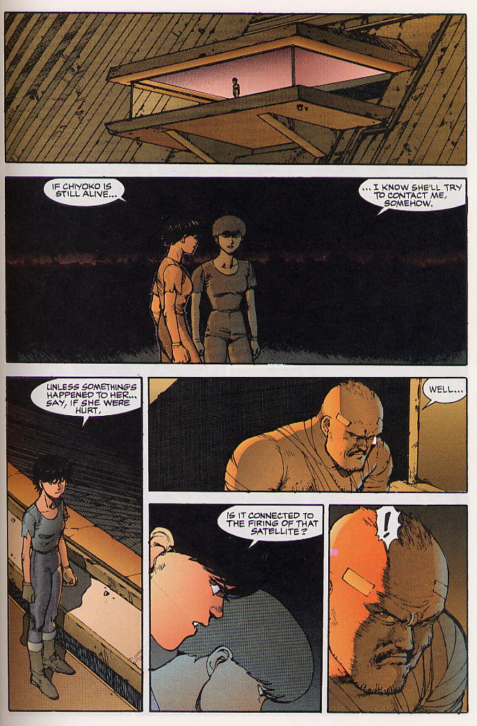 Read online Akira comic -  Issue #24 - 39