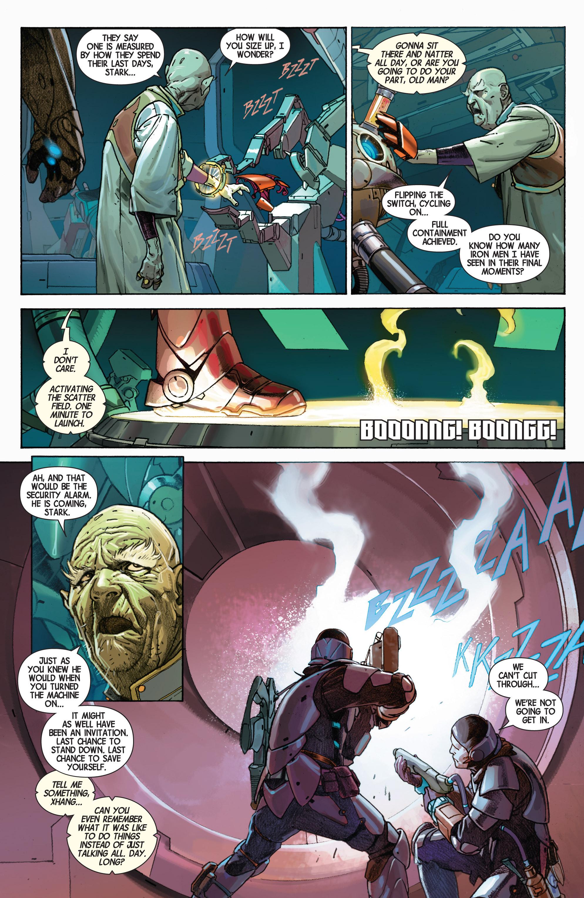 Read online Avengers (2013) comic -  Issue #Avengers (2013) _TPB 5 - 8