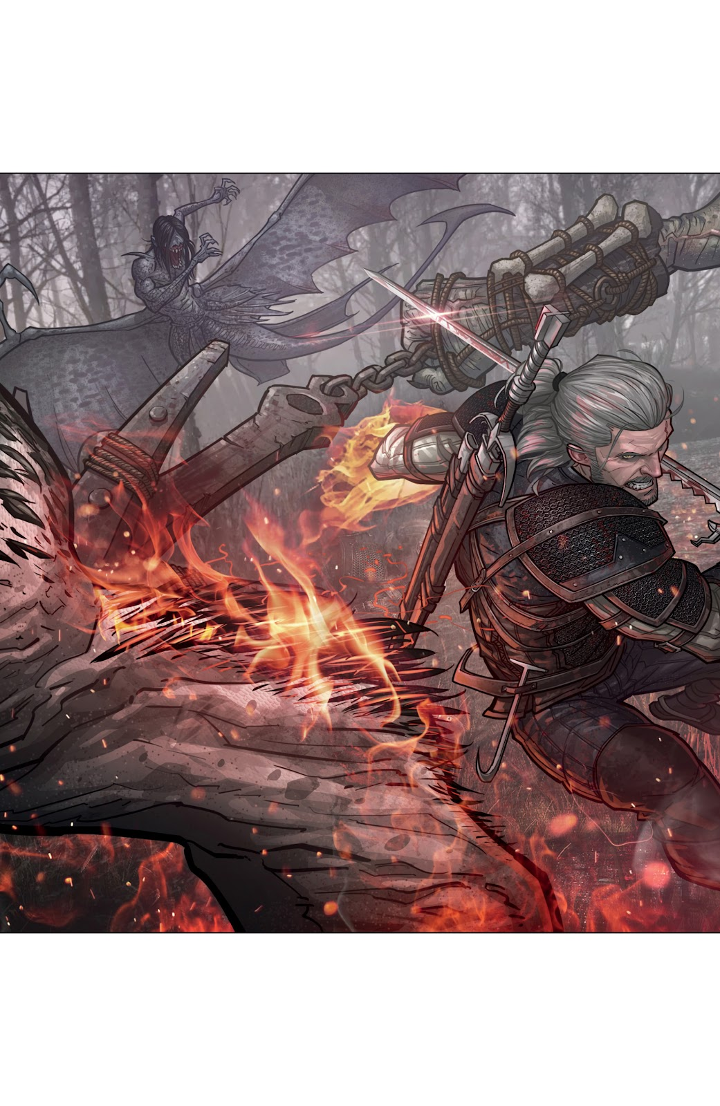 Read online The Witcher Omnibus comic -  Issue # TPB (Part 5) - 31