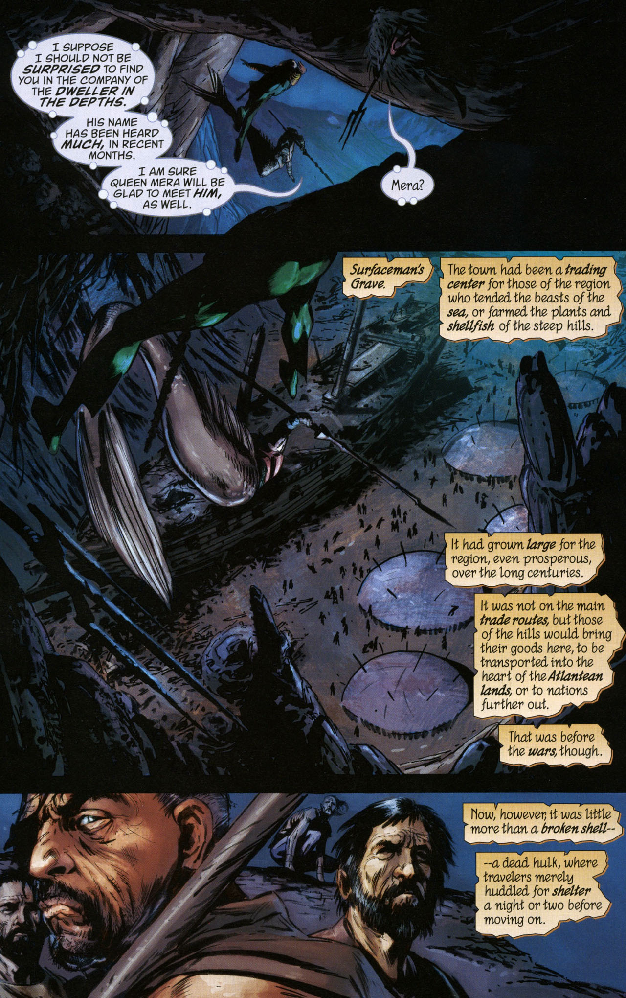 Read online Aquaman: Sword of Atlantis comic -  Issue #41 - 10