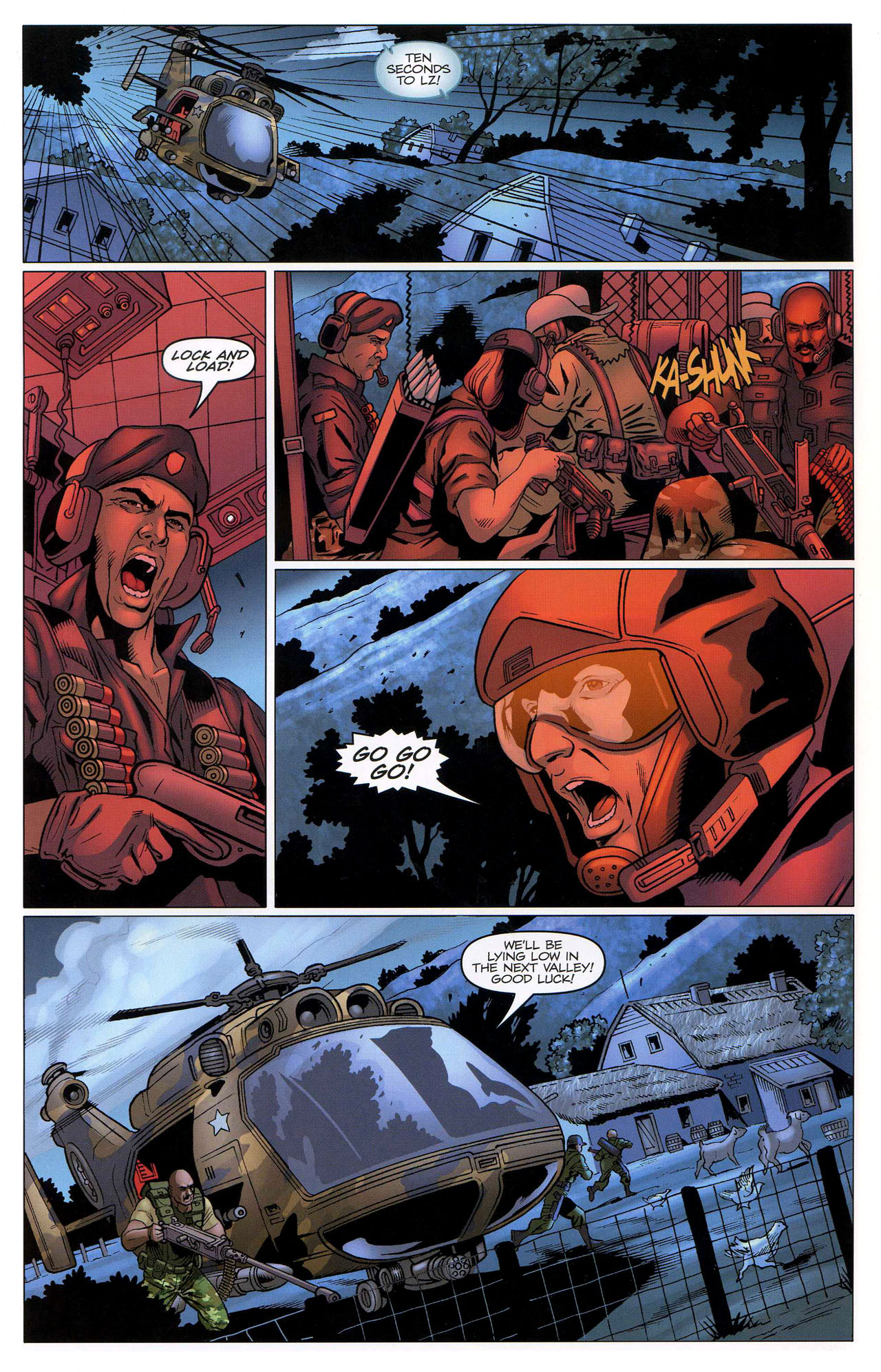 G.I. Joe: A Real American Hero 171 Page 5
