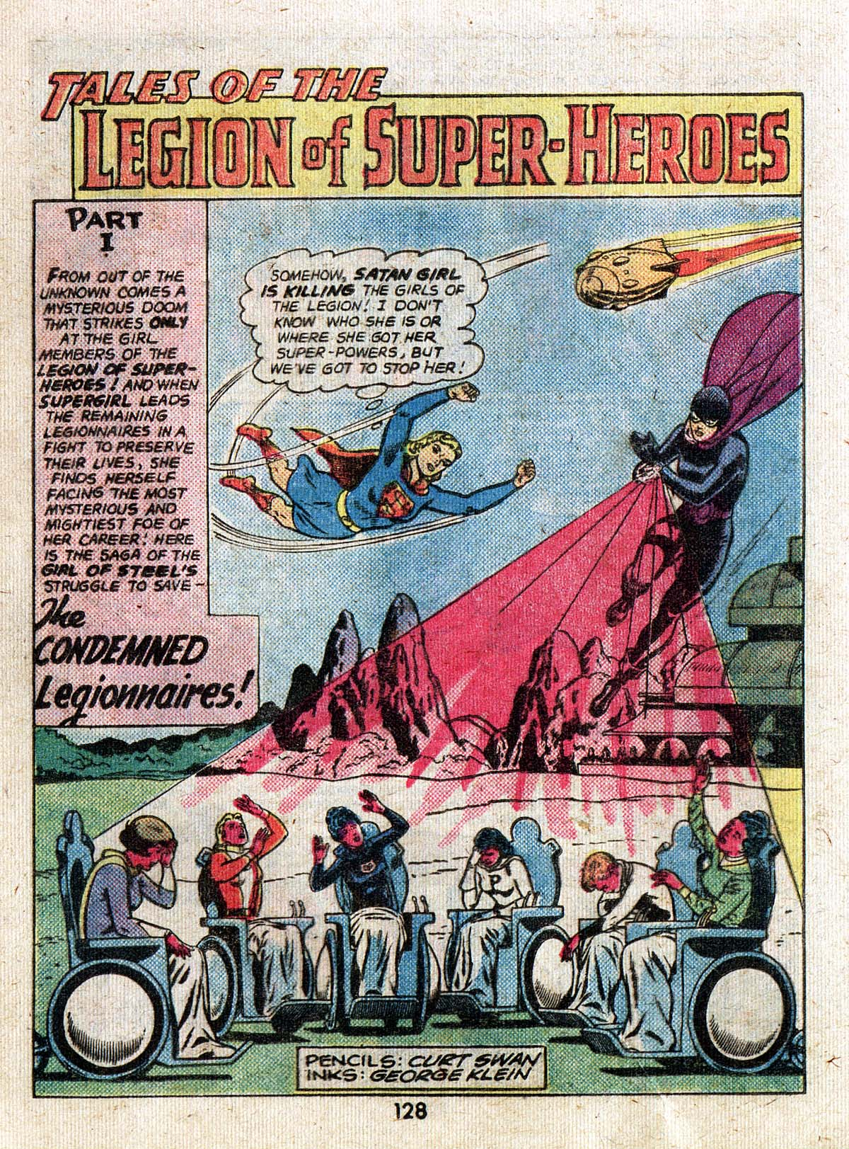 Read online Adventure Comics (1938) comic -  Issue #500 - 128