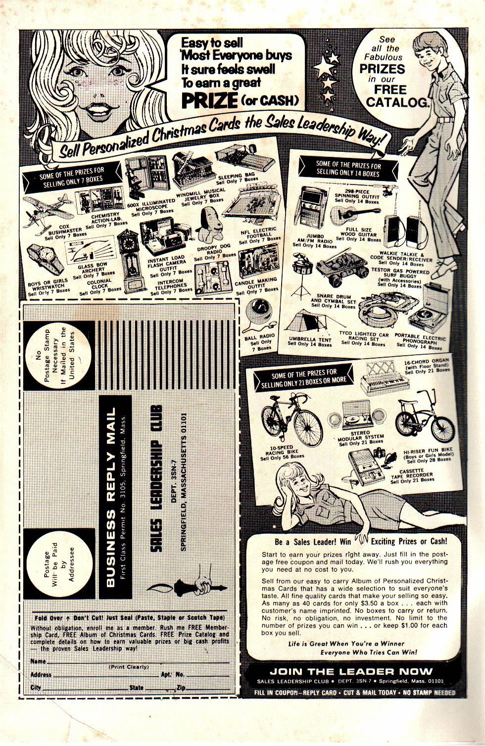 Read online Shazam! (1973) comic -  Issue #6 - 2