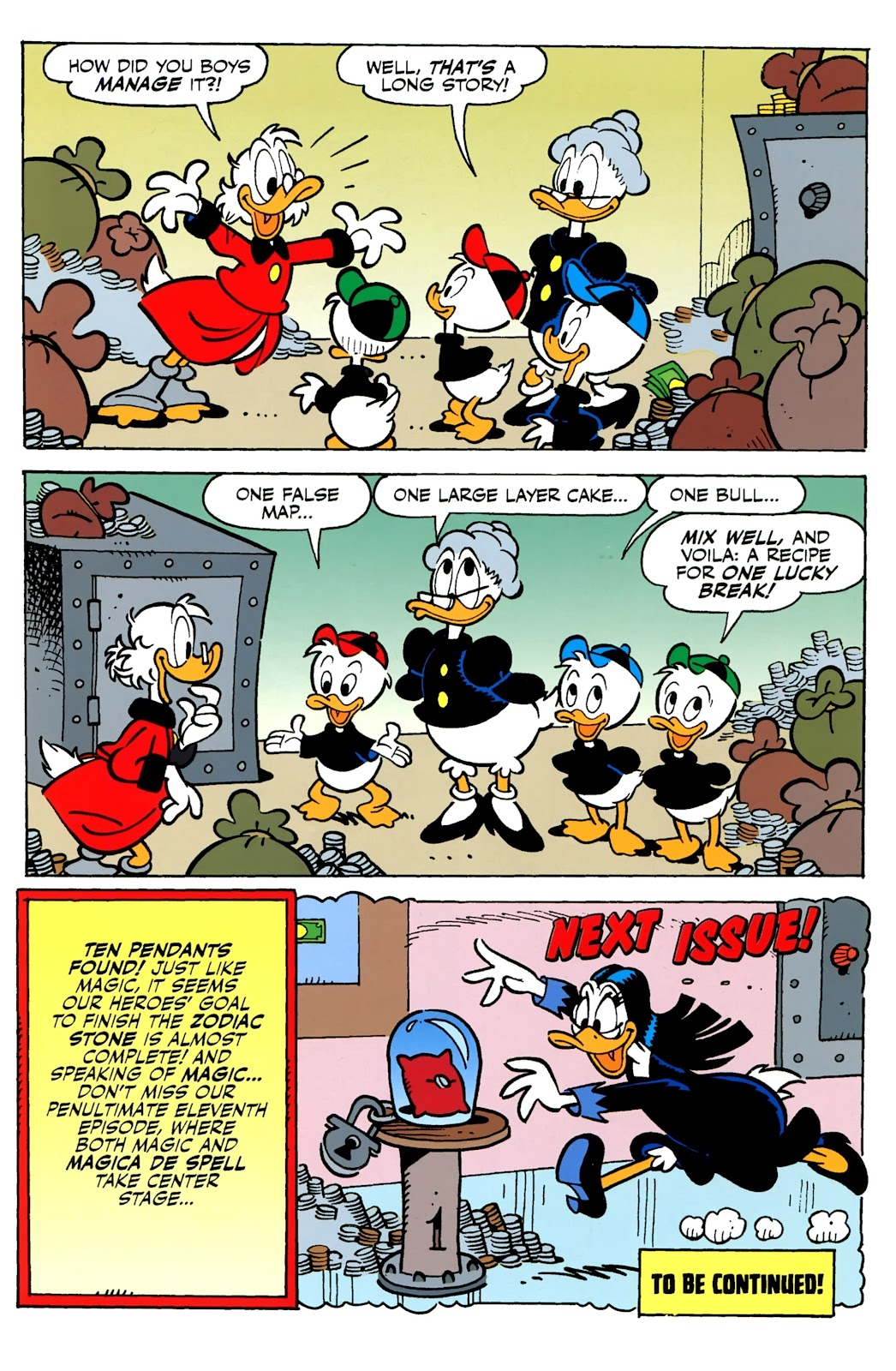 Walt Disney's Comics and Stories issue 730 - Page 40