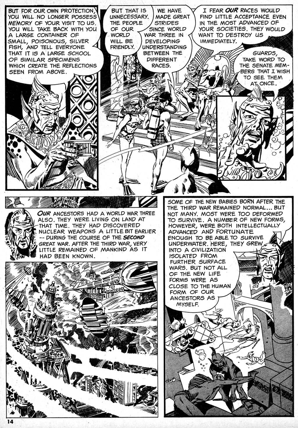 Creepy (1964) Issue #1 #1 - English 14