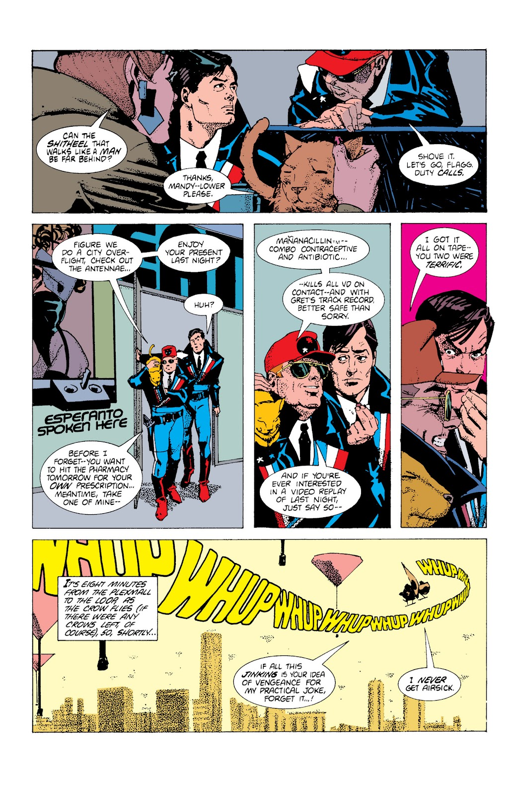 American Flagg! issue Definitive Collection (Part 1) - Page 34
