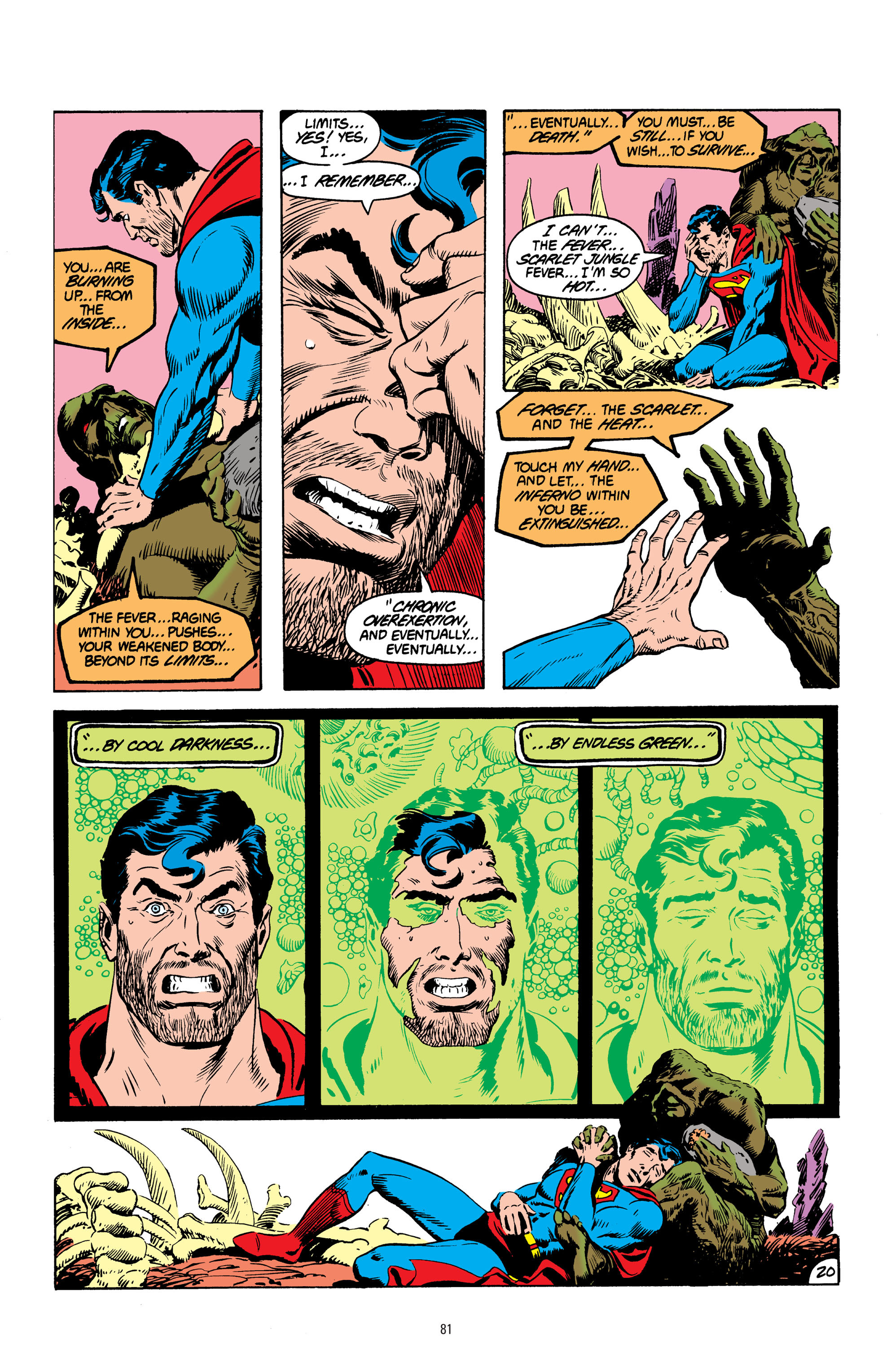 Read online Superman: Whatever Happened to the Man of Tomorrow? comic -  Issue # TPB - 80