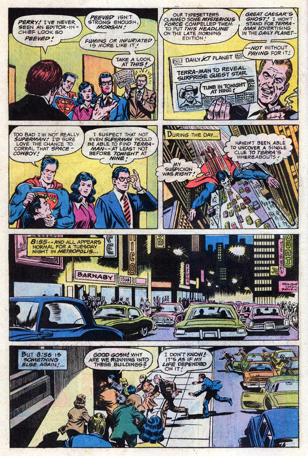 Read online Action Comics (1938) comic -  Issue #468 - 7