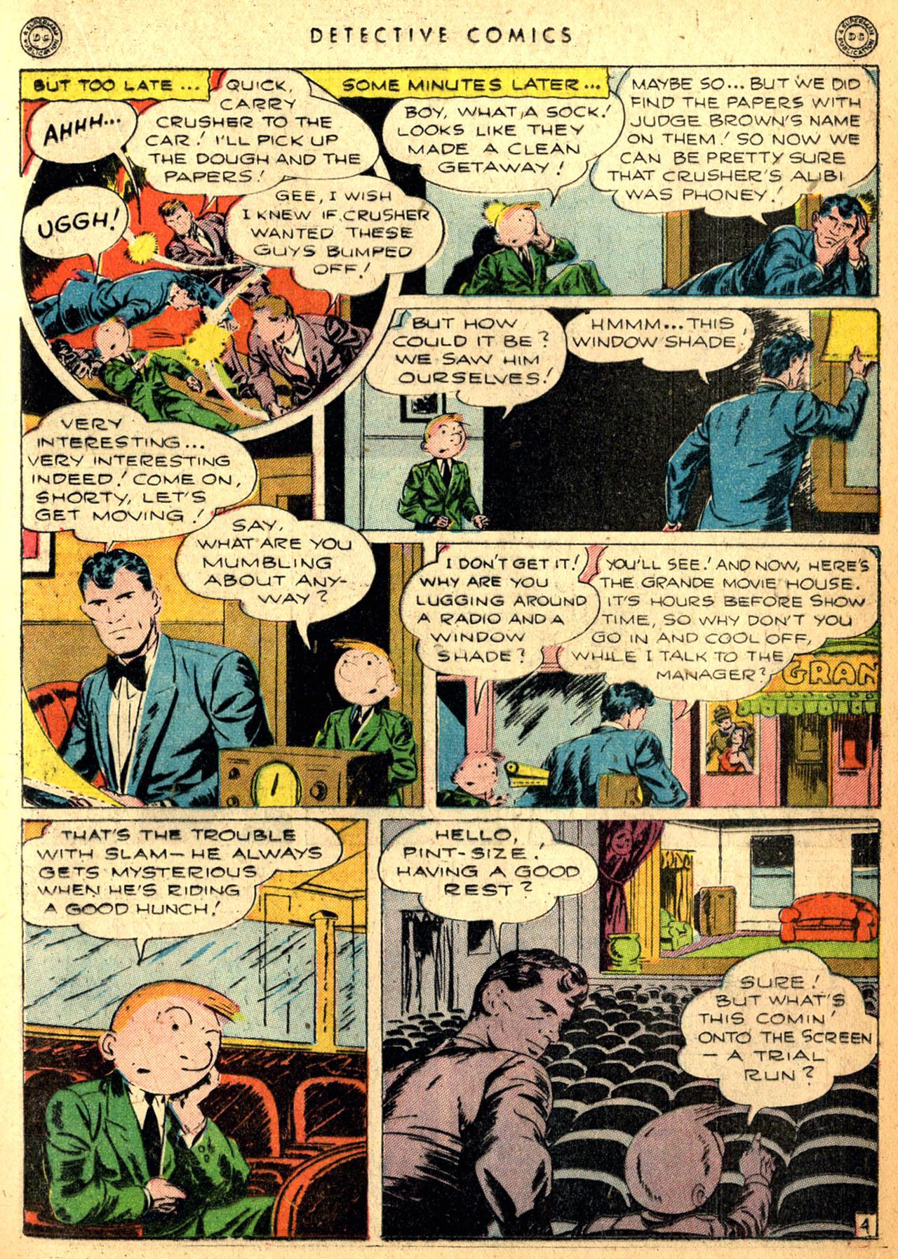 Read online Detective Comics (1937) comic -  Issue #98 - 19