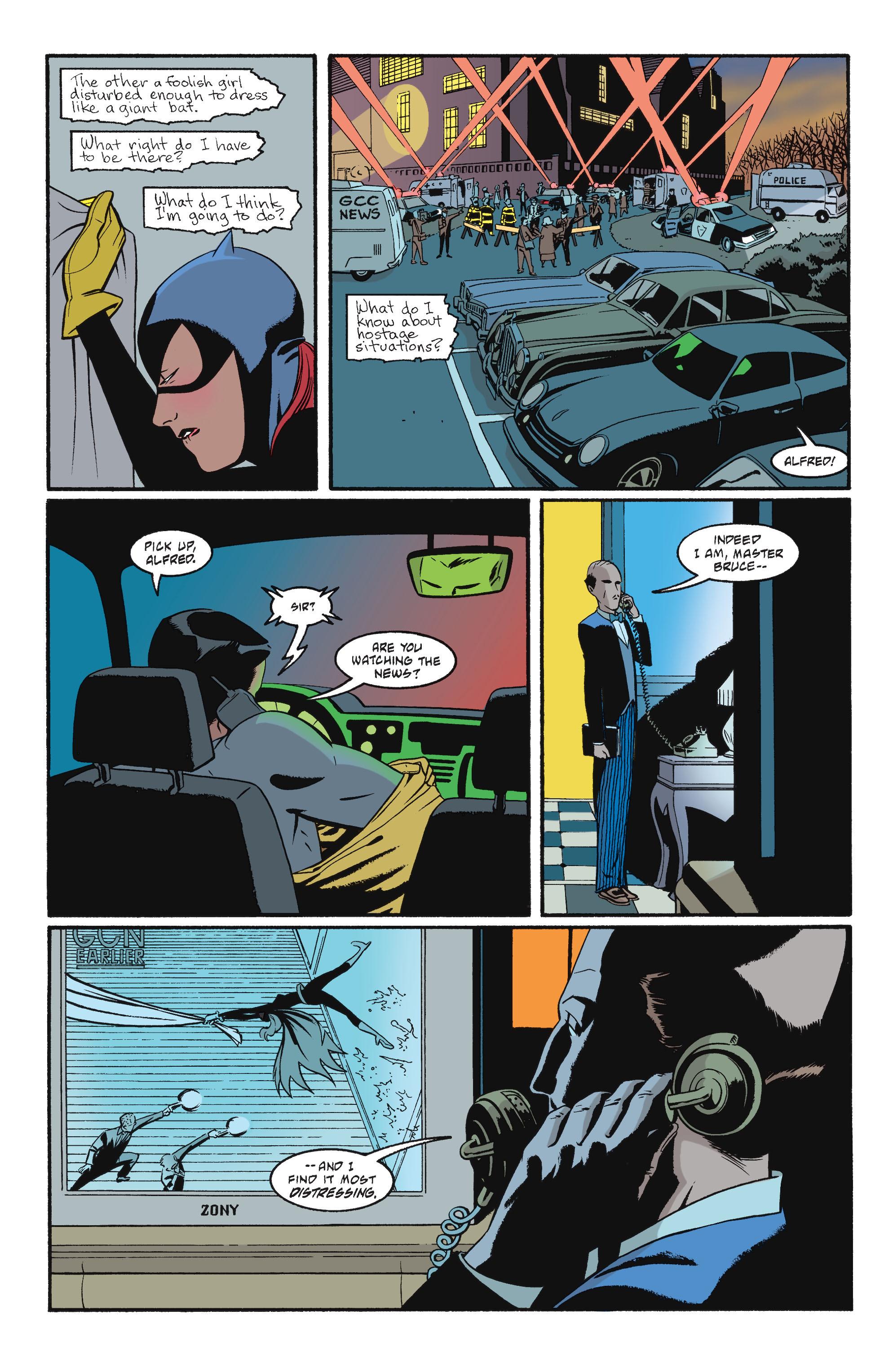 Read online Batgirl/Robin: Year One comic -  Issue # TPB 2 - 32