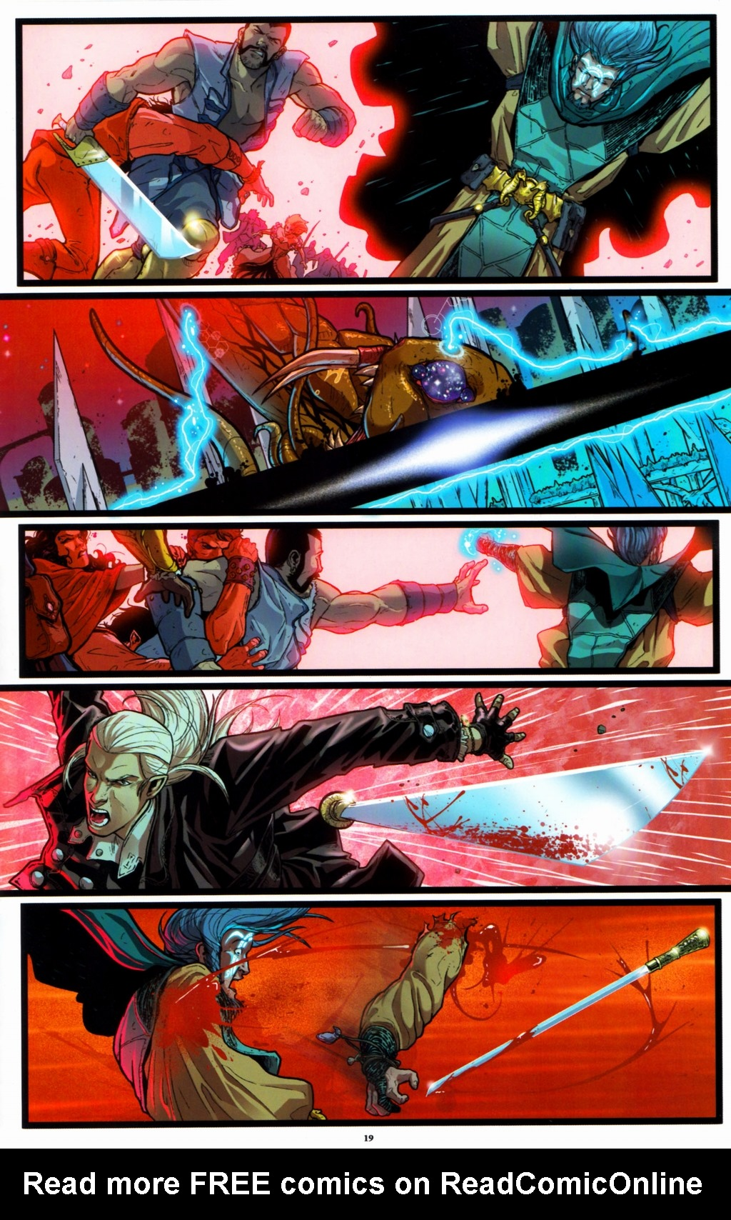 Read online Infestation 2: Dungeons & Dragons comic -  Issue #2 - 21