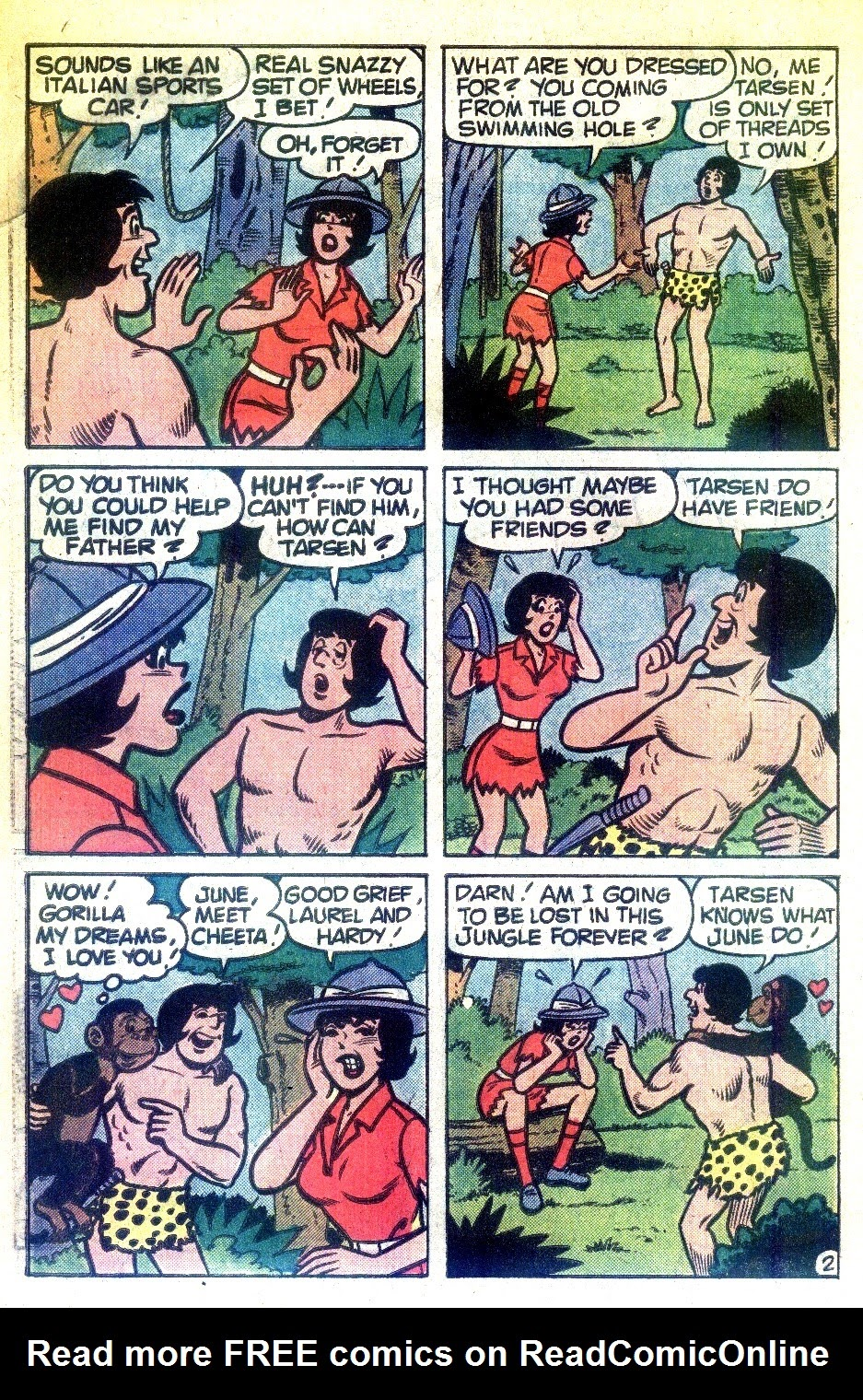 Read online Madhouse Comics comic -  Issue #126 - 30