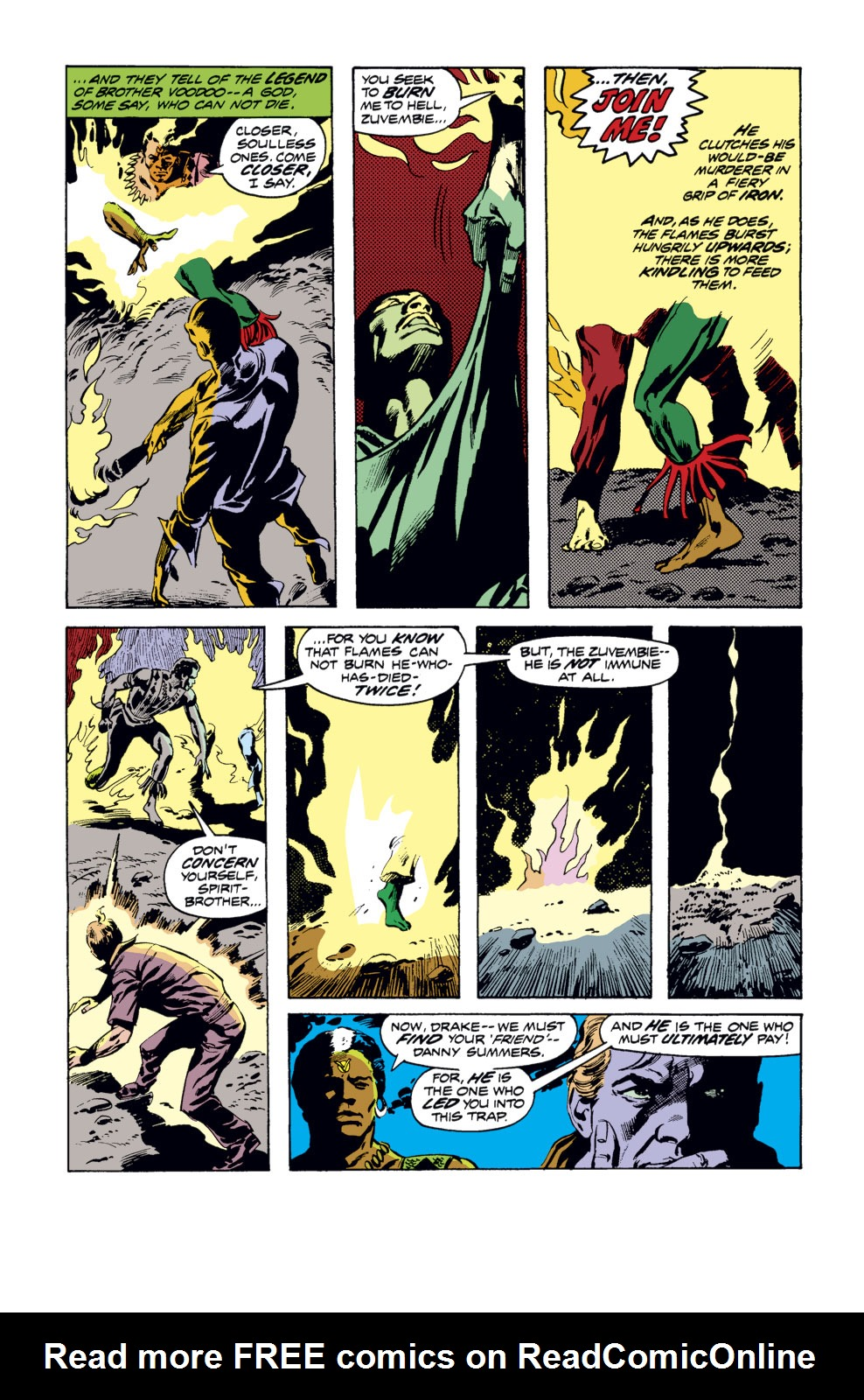 Tomb of Dracula (1972) issue 35 - Page 8