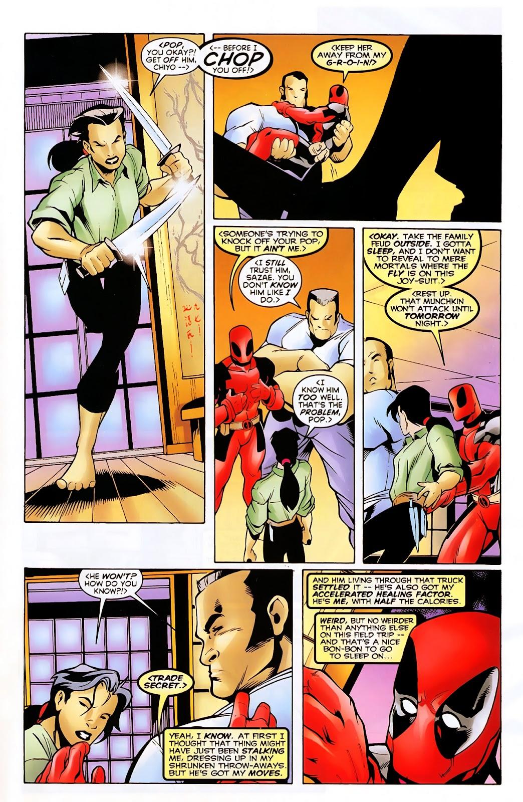 Read online Deadpool (2008) comic -  Issue #900 - 93