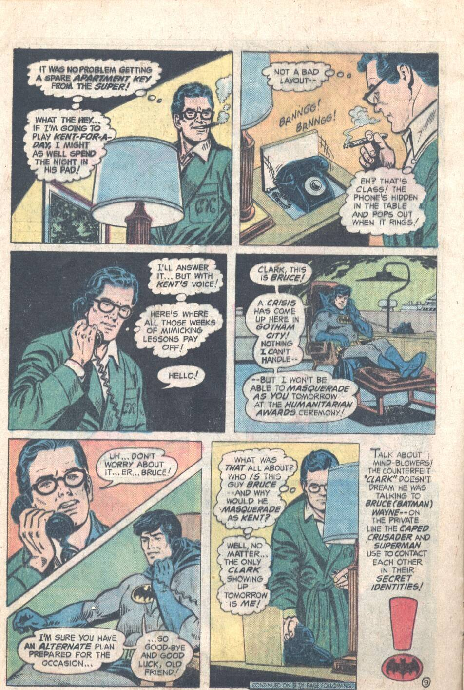 Read online Action Comics (1938) comic -  Issue #453 - 11